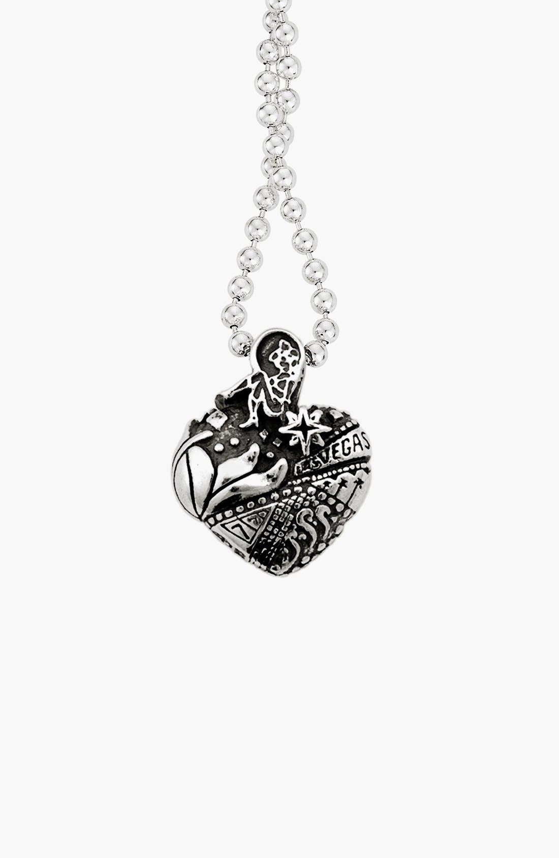 Alternate Image 3  - LAGOS 'Hearts of LAGOS - Las Vegas' Reversible Pendant Necklace