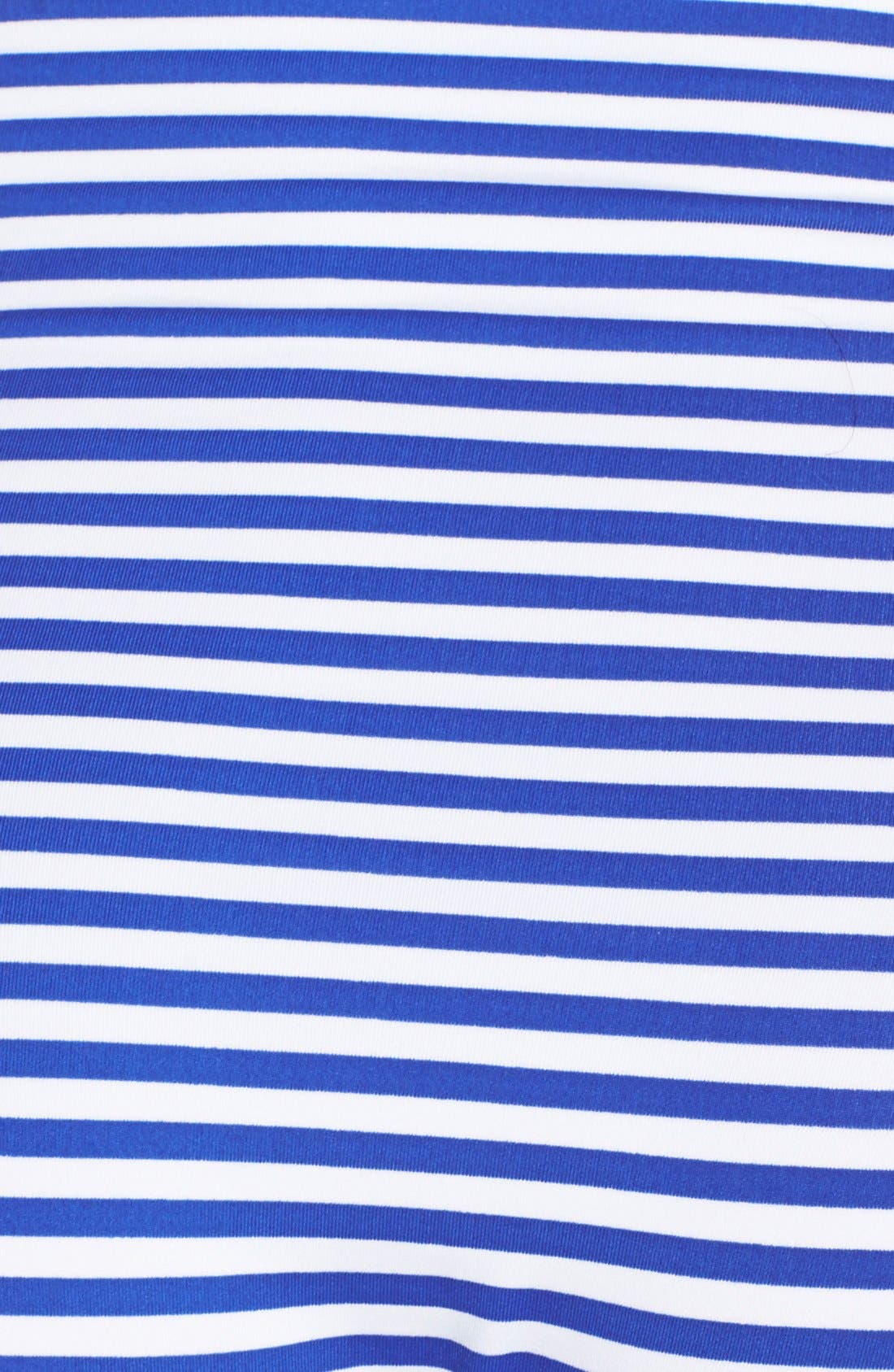 Alternate Image 5  - Zinke 'Marlow' Stripe High Waist Bikini Bottoms
