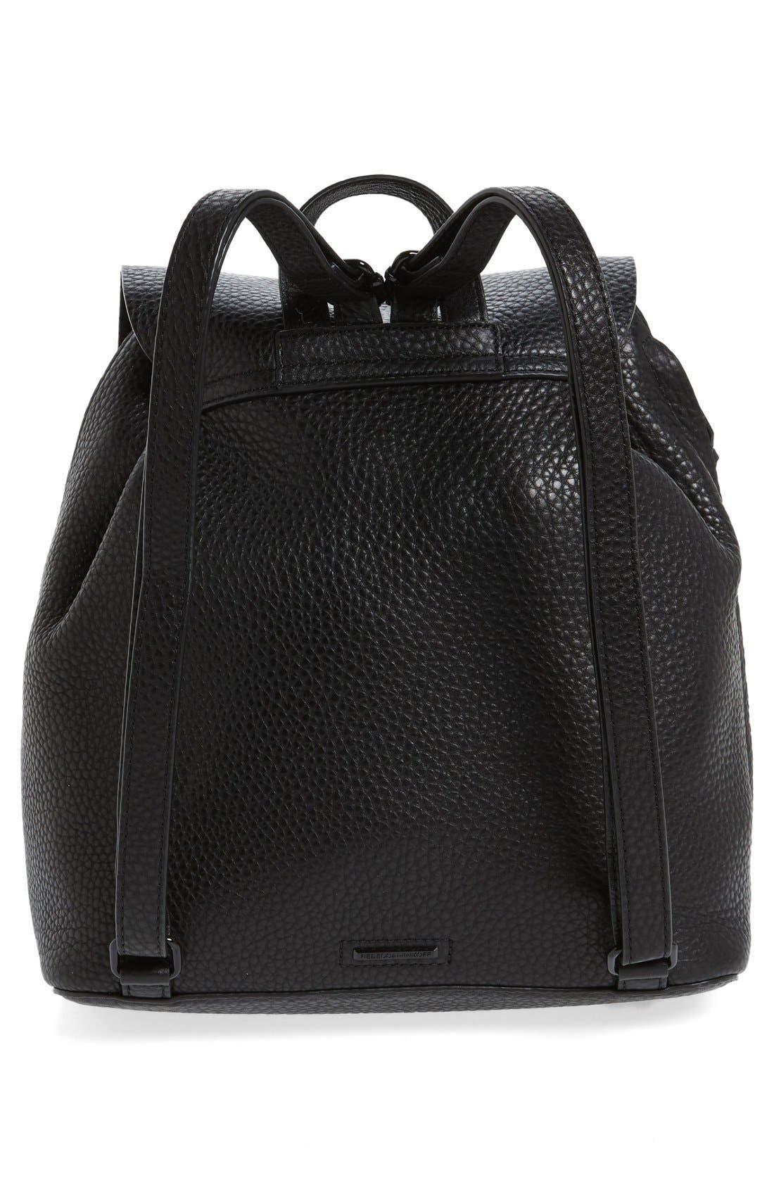 Alternate Image 3  - Rebecca Minkoff Darren Leather Backpack