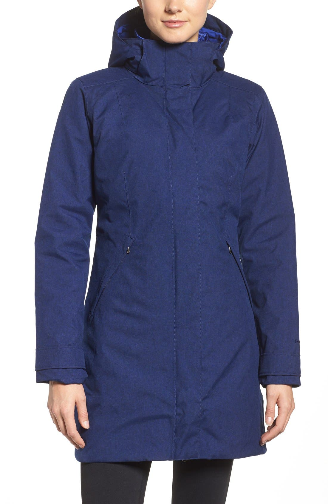 Alternate Image 1 Selected - Patagonia 'Vosque' 3-in-1 Parka (Online Only)