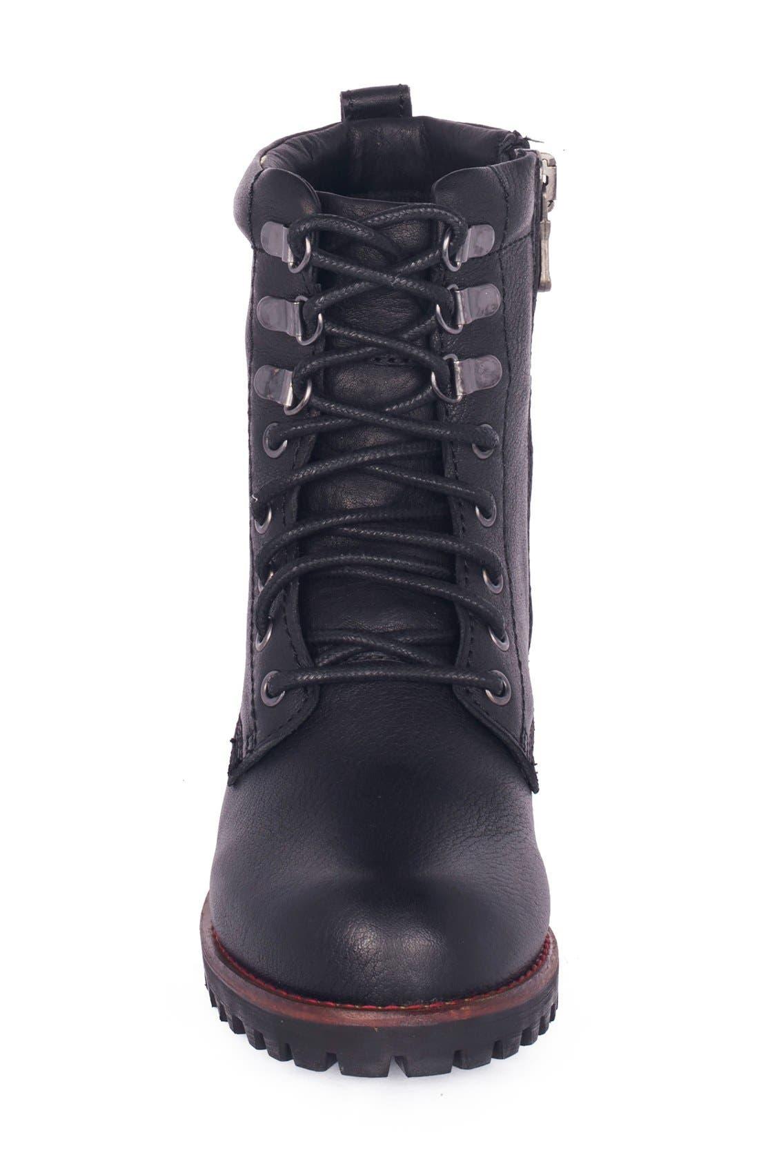 Alternate Image 3  - KLR Chris Combat Boot (Women)