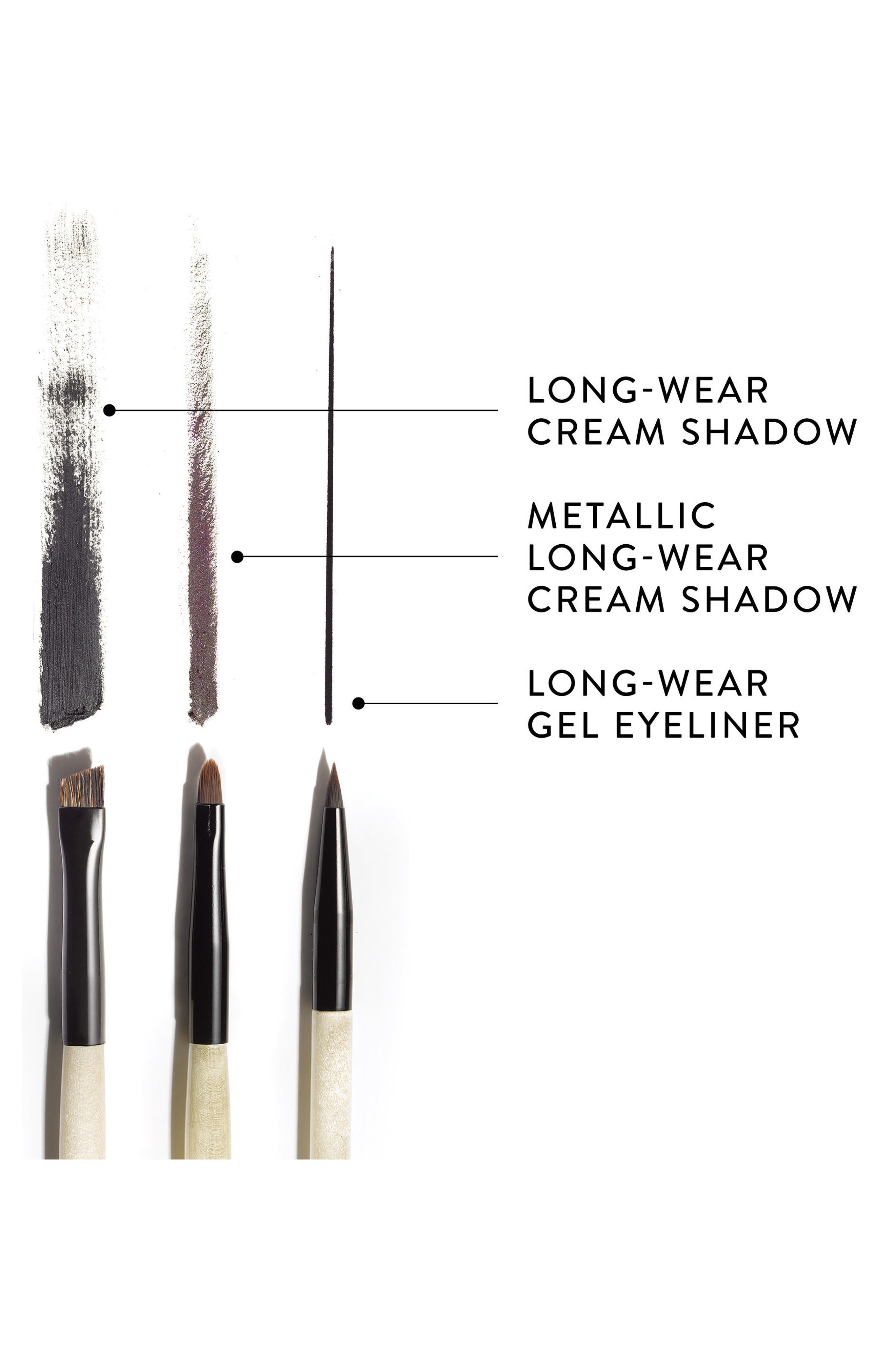 Alternate Image 7  - Bobbi Brown Long-Wear Gel Eyeliner
