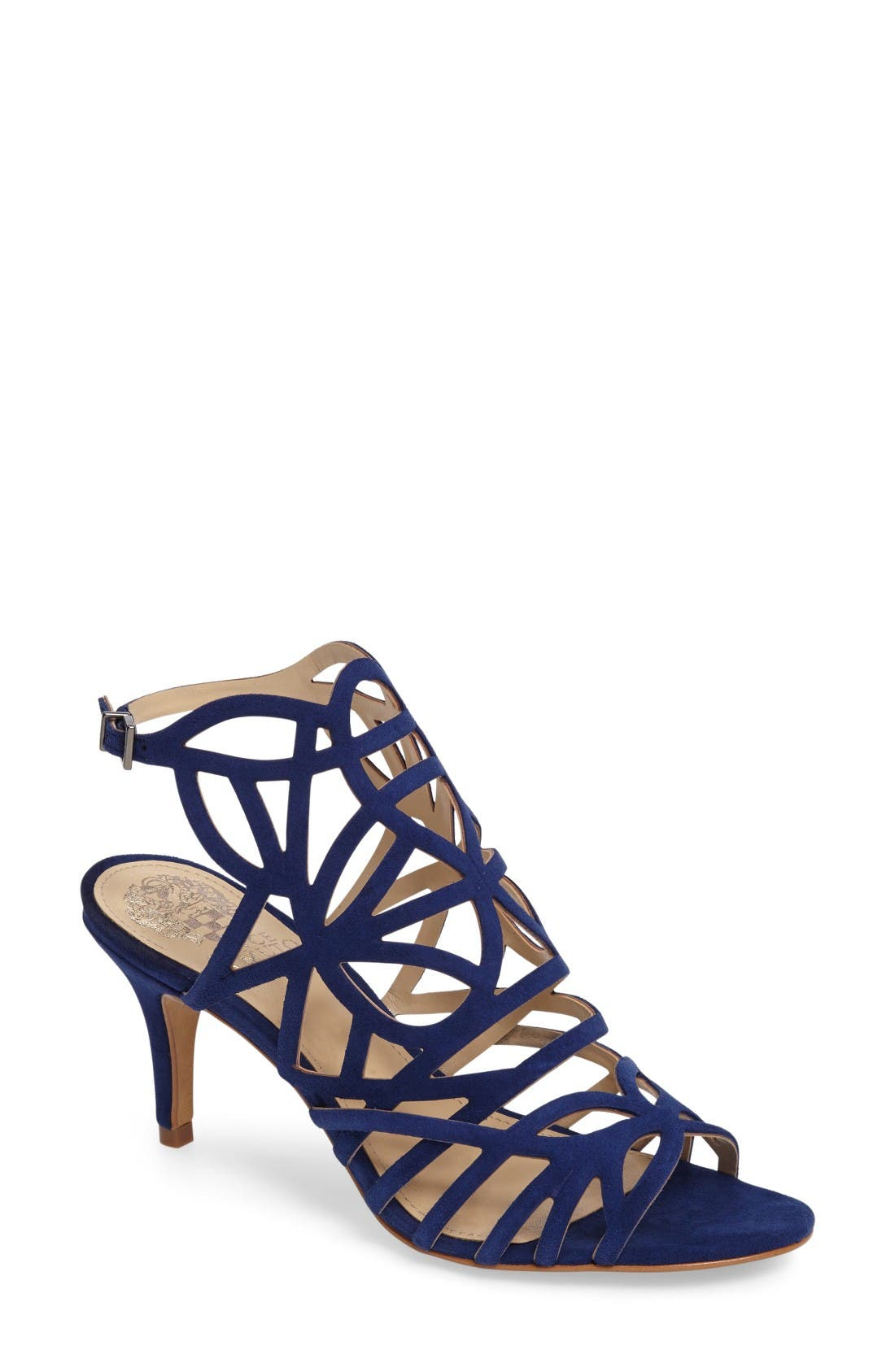 Alternate Image 1 Selected - Vince Camuto Pelena Slingback Sandal (Women)