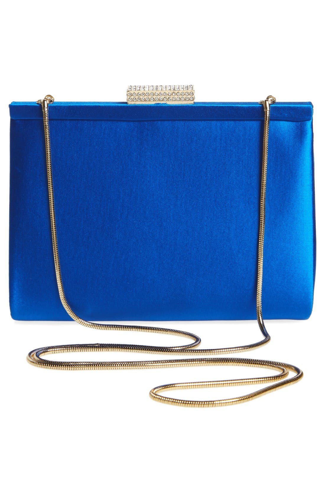 Alternate Image 3  - Badgley Mischka Adele Frame Clutch