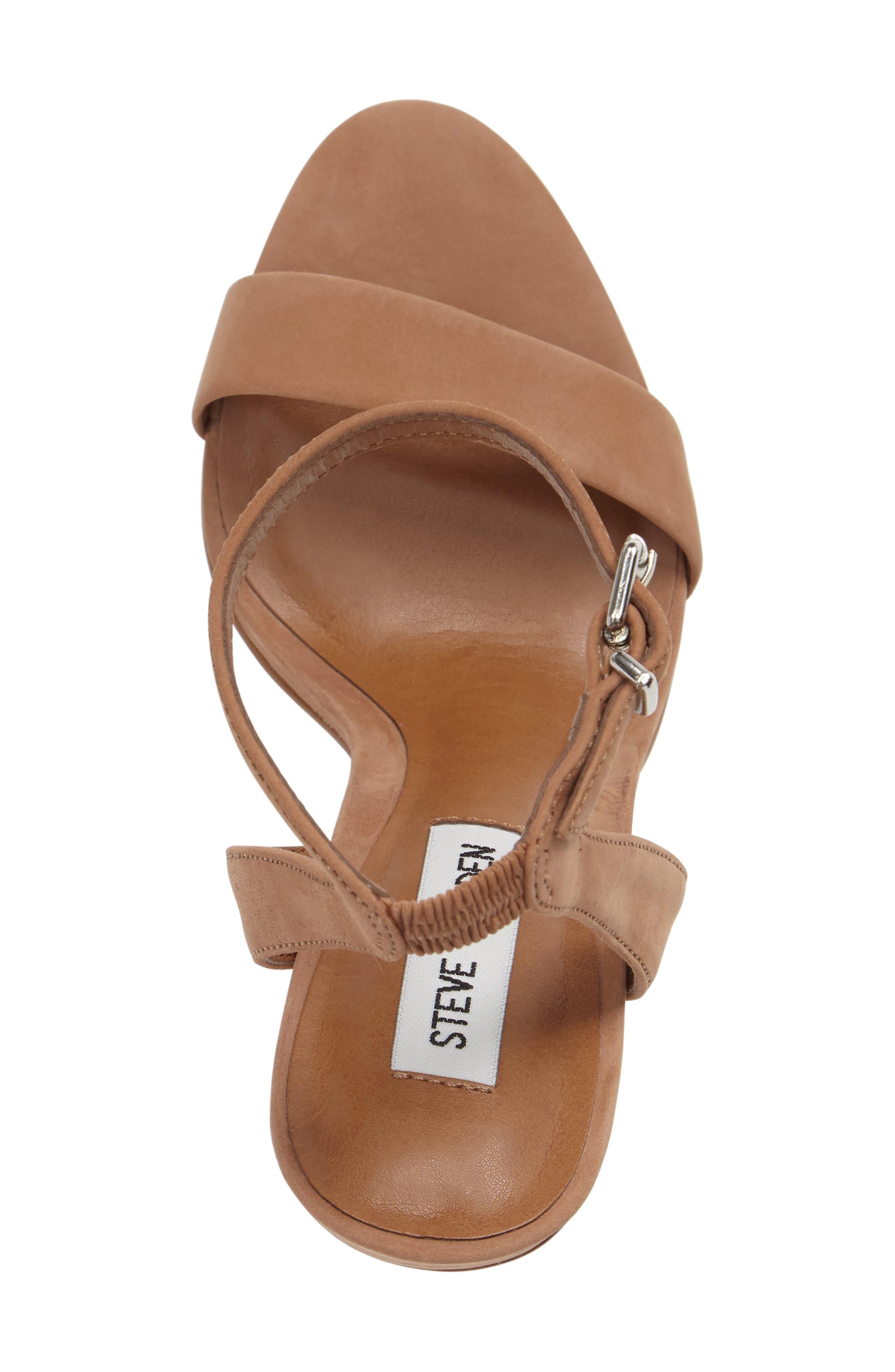 Alternate Image 3  - Steve Madden Landen Ankle Strap Sandal (Women)