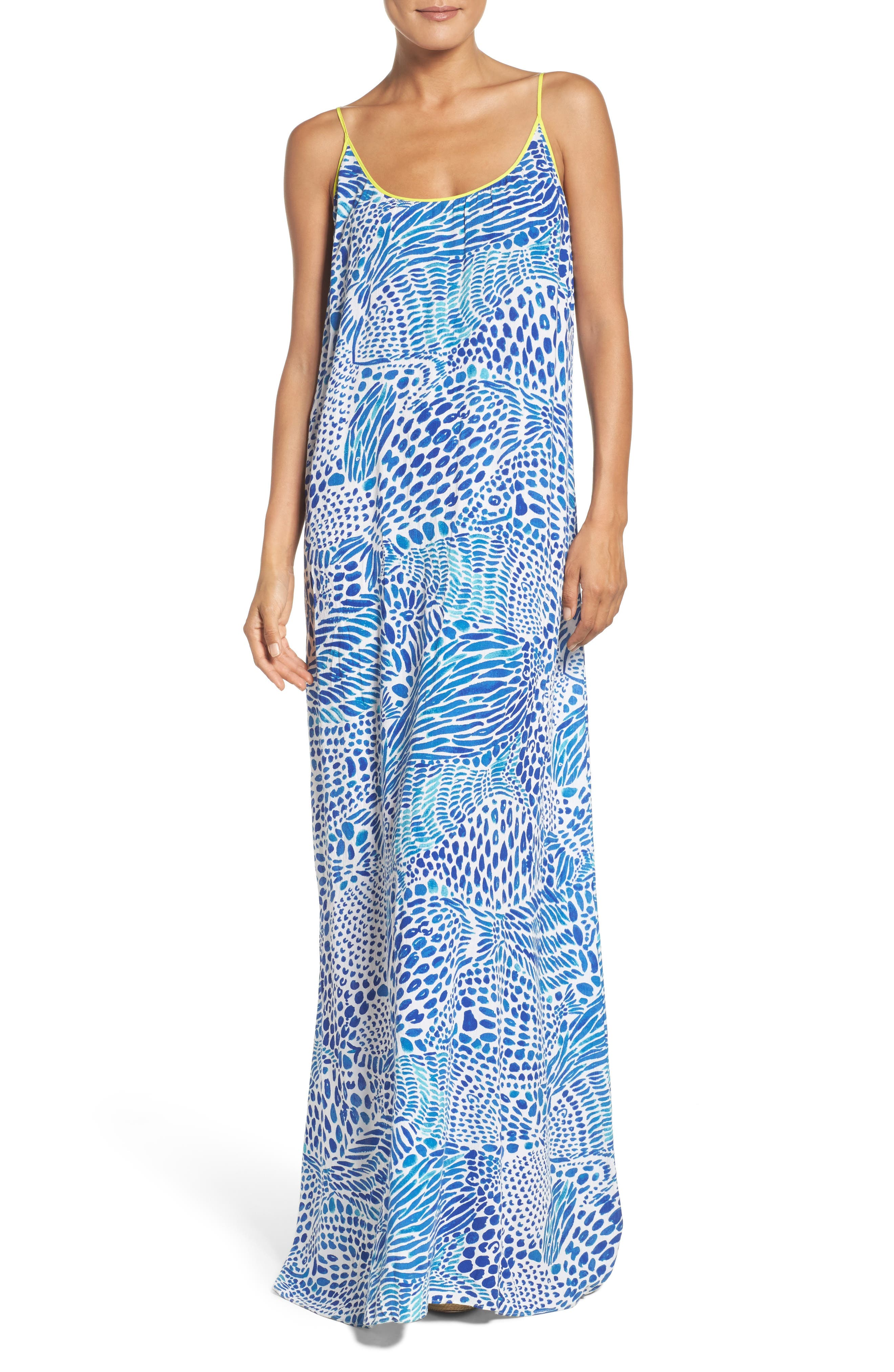 Alternate Image 1 Selected - Lilly Pulitzer® Kendra Maxi Dress