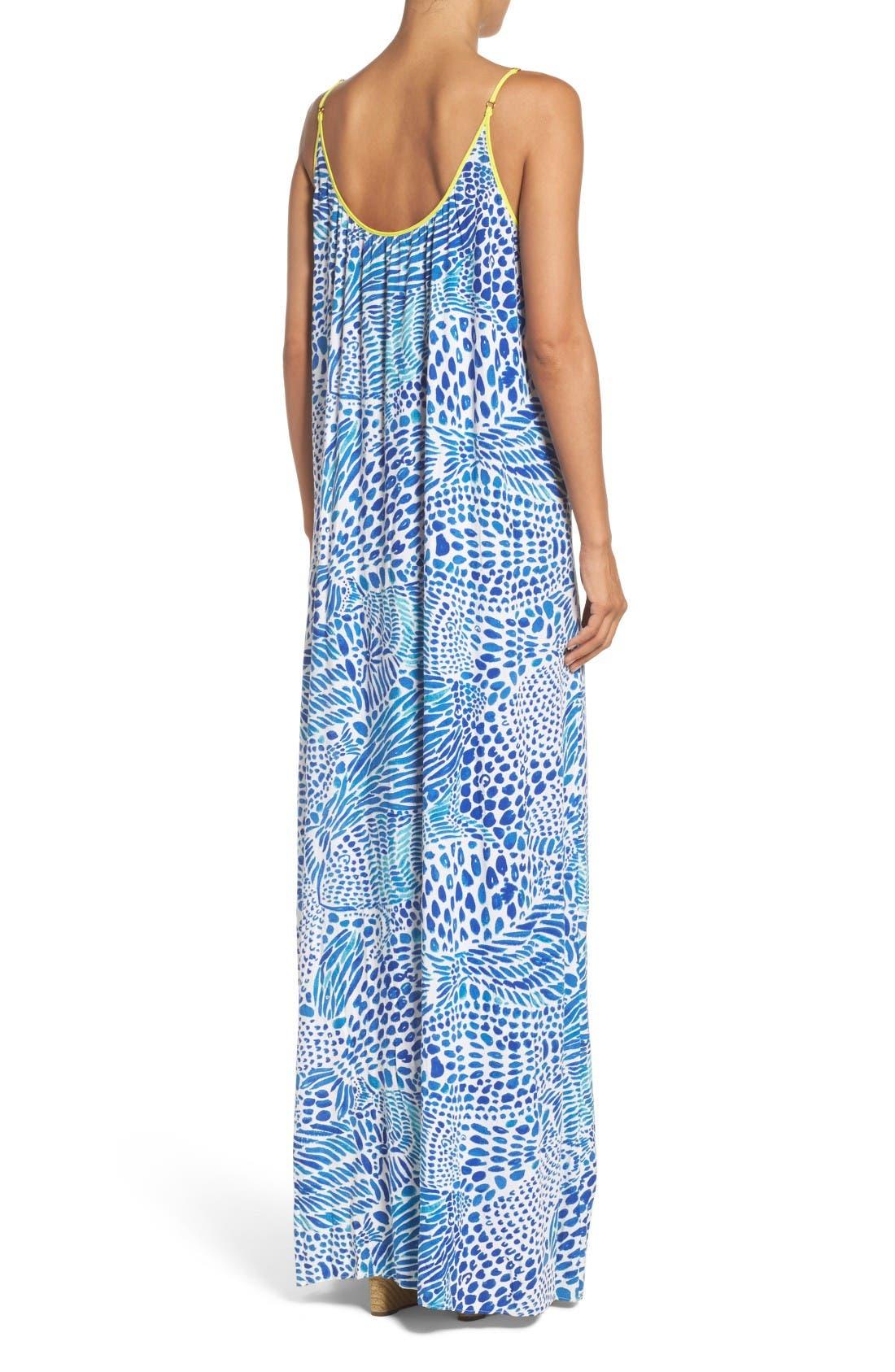 Alternate Image 2  - Lilly Pulitzer® Kendra Maxi Dress