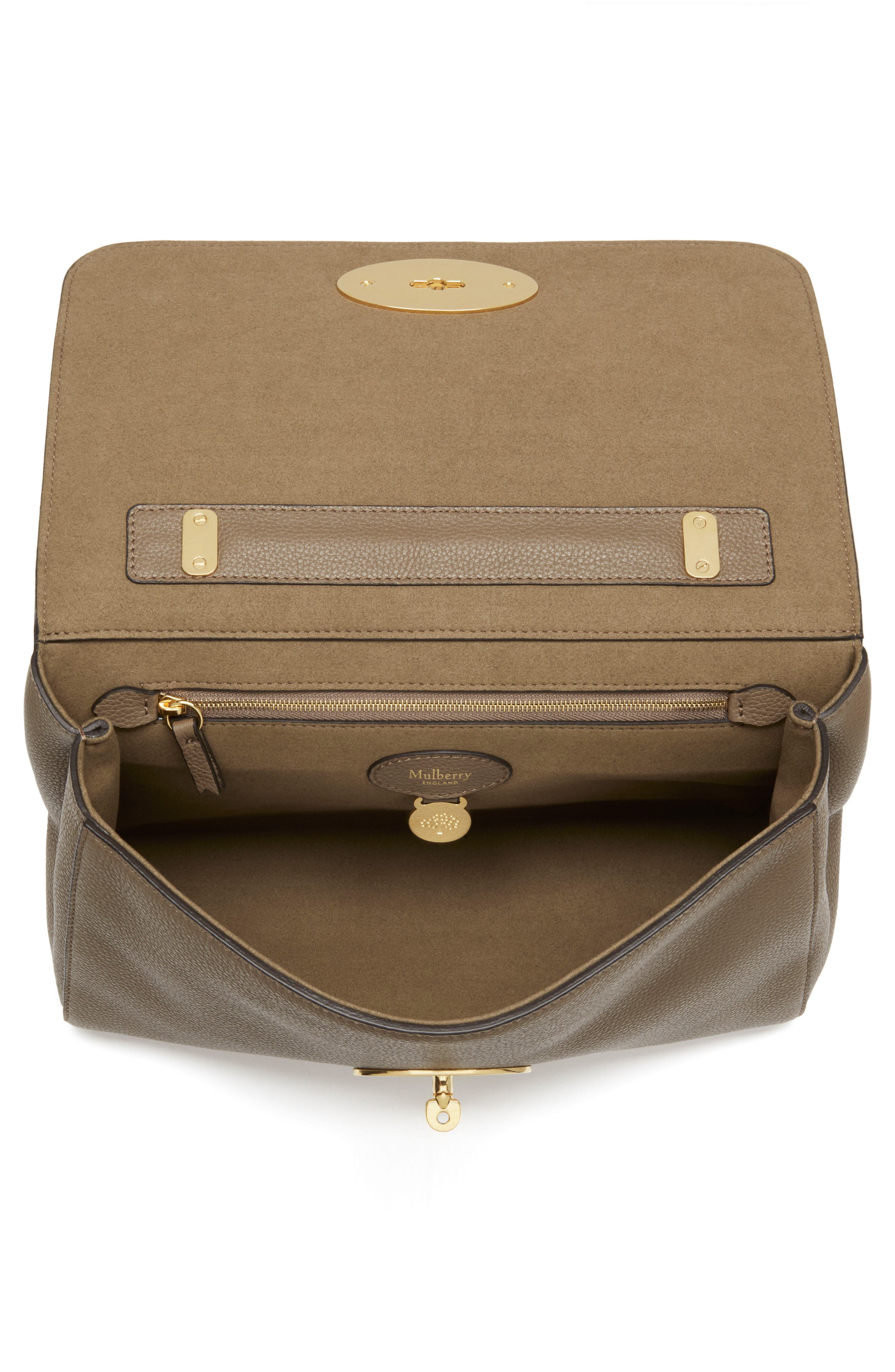 Alternate Image 3  - Mulberry Medium Lily Convertible Leather Crossbody Clutch