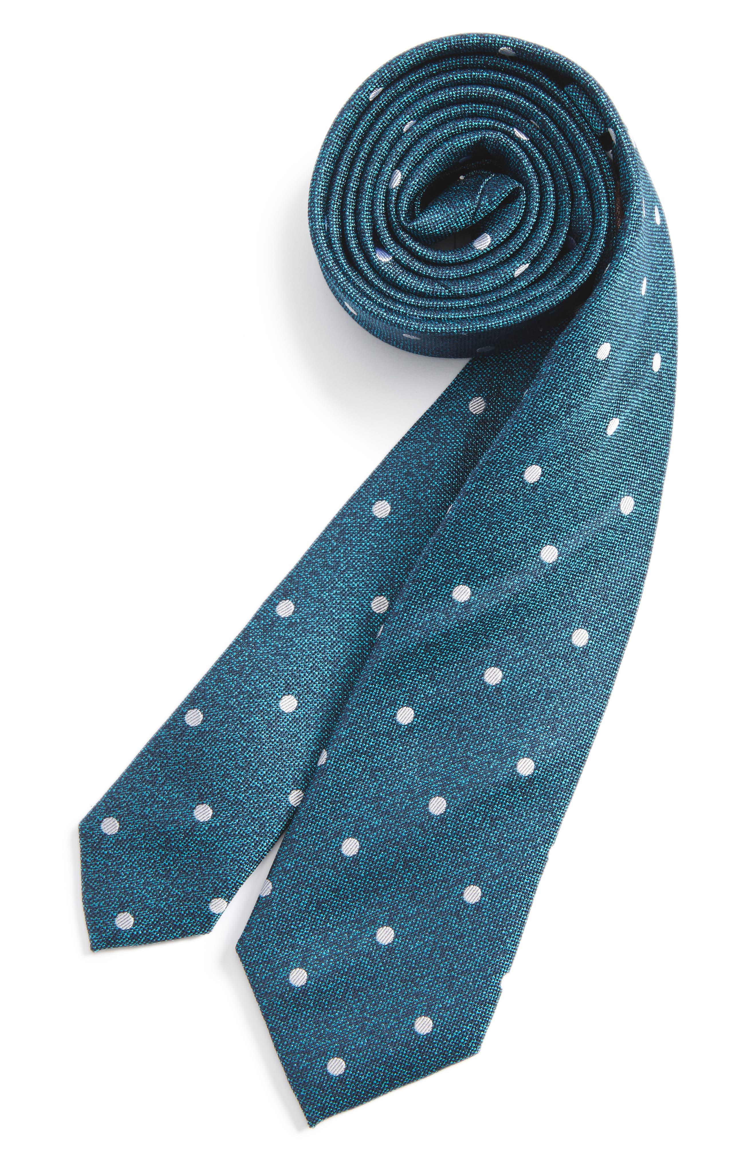 MICHAEL KORS Dot Silk Tie