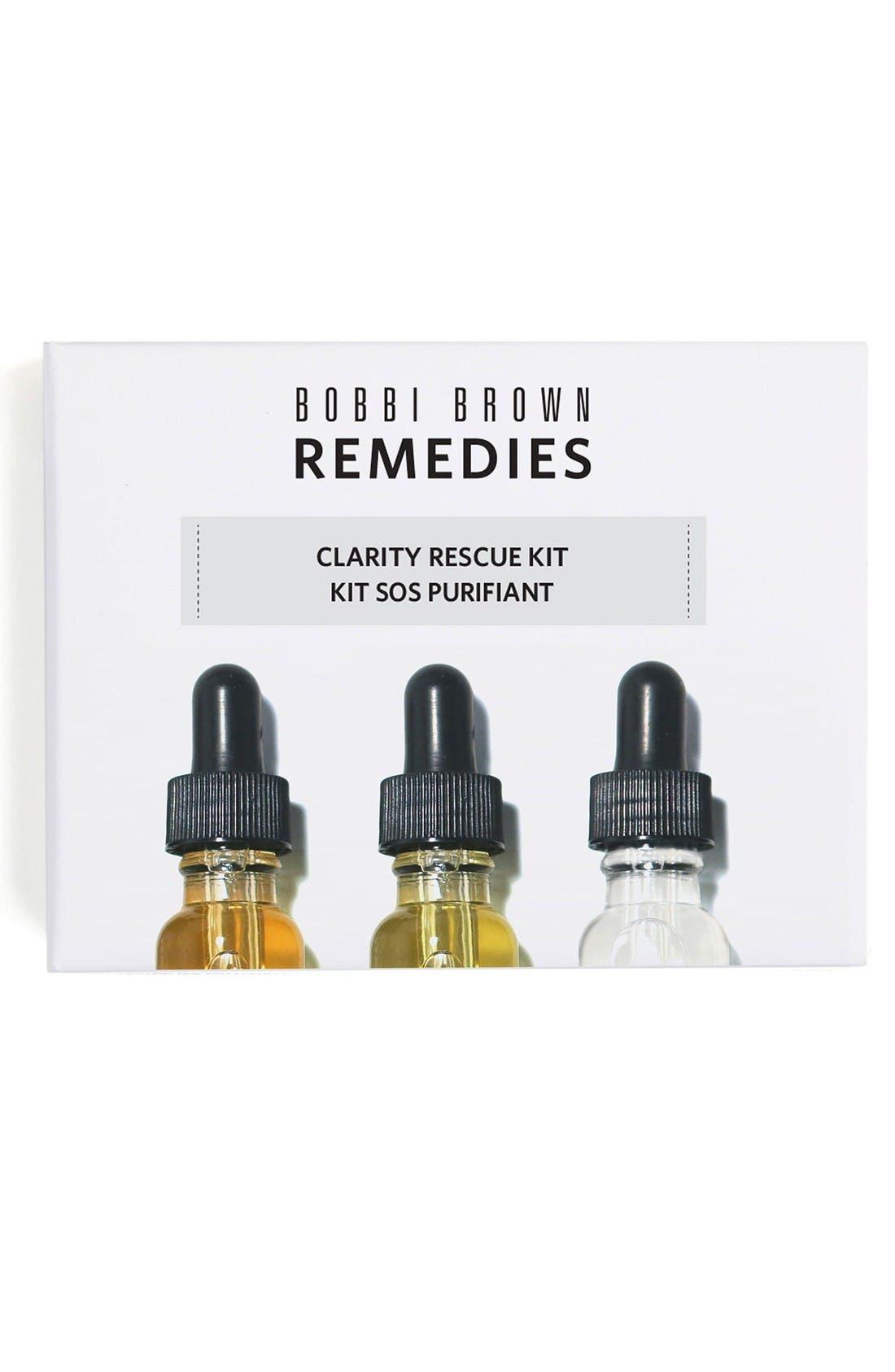 Alternate Image 2  - Bobbi Brown Remedies Clarity Rescue Kit