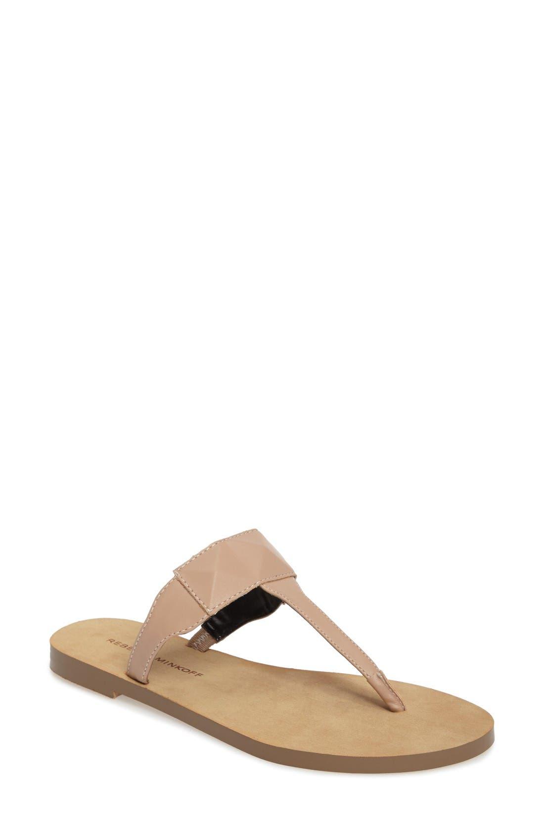 Rebecca Minkoff Eloise Flip Flop Sandal (Women)