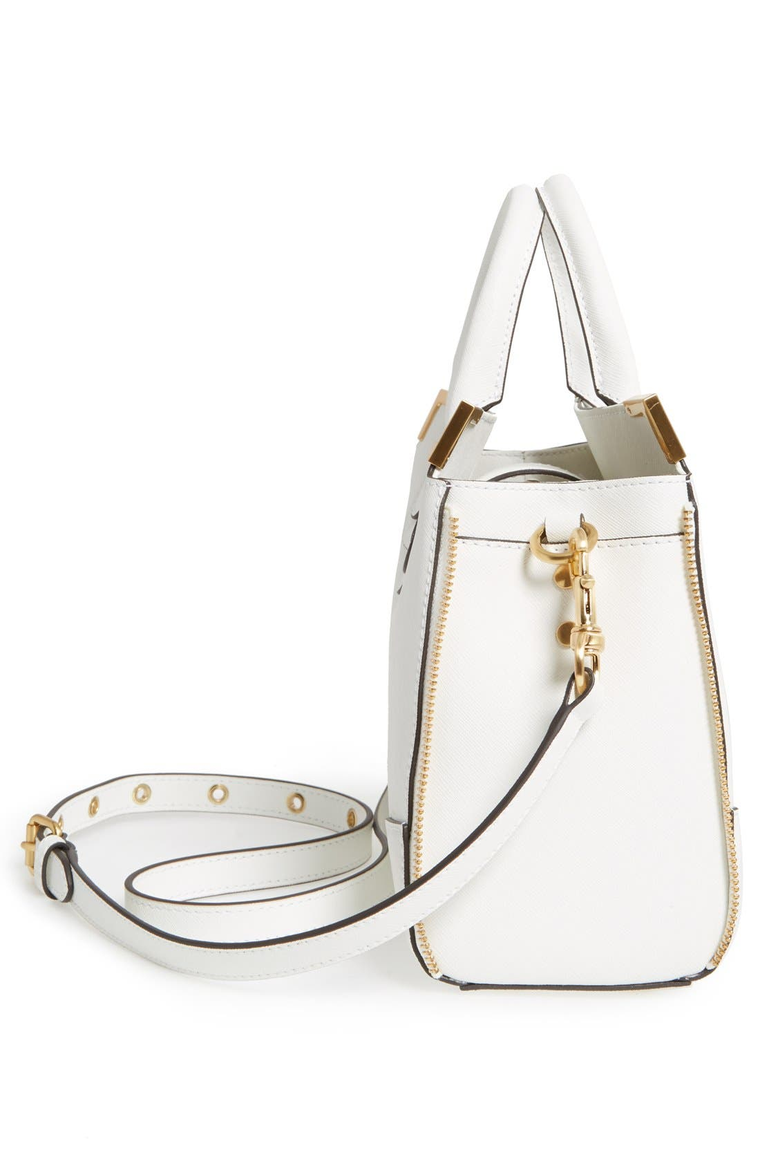 Alternate Image 4  - Rebecca Minkoff 'Small Amorous' Satchel