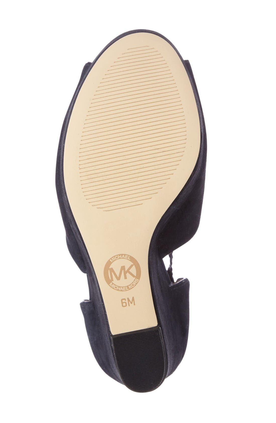 Alternate Image 4  - MICHAEL Michael Kors Hastings Platform Wedge (Women)