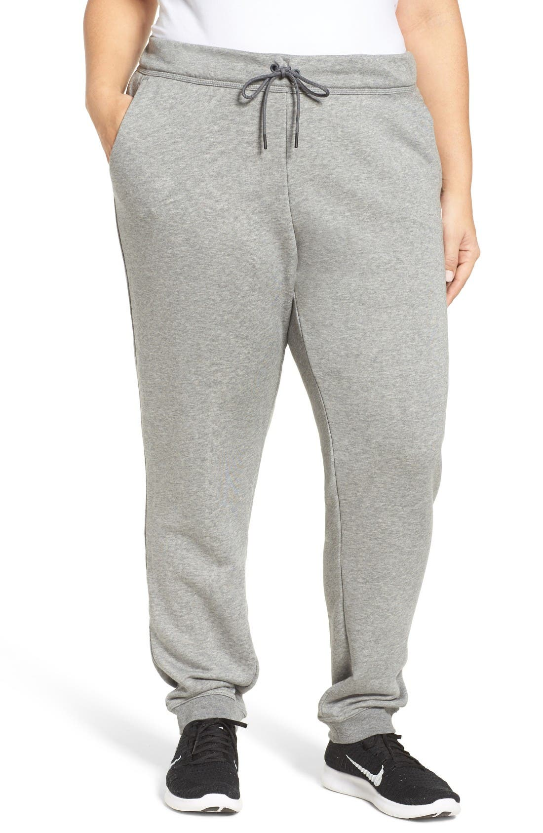 Nike French Terry Sweatpants (Plus Size)