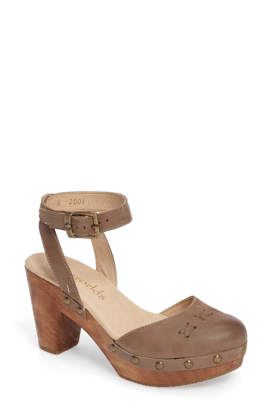 five worlds Frida Platform Sandal (Women)