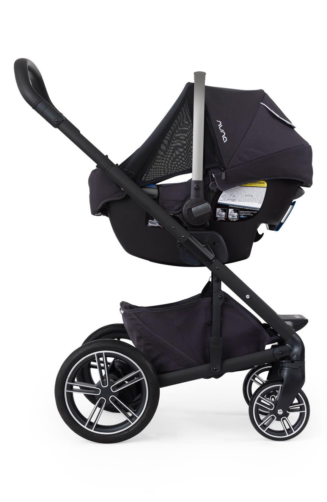 Alternate Image 9  - nuna MIXX™ Stroller System & PIPA™ Car Seat Set