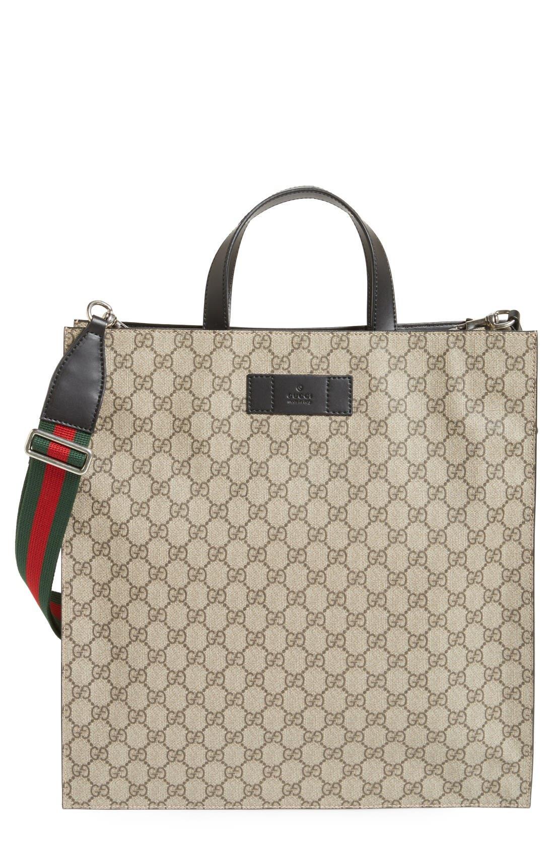 Gucci Web Strap Tote