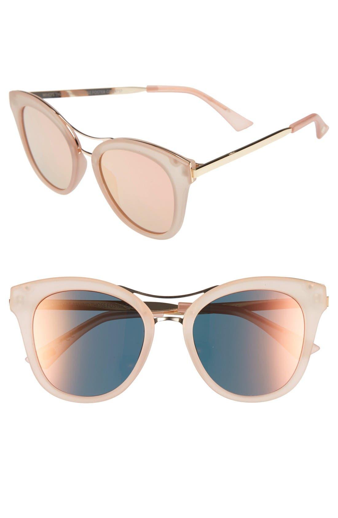 ITEM 8 SP.3 51mm Sunglasses
