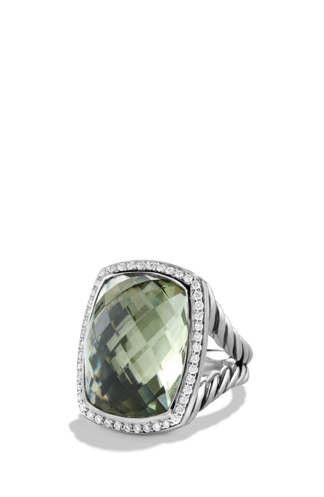 DAVID YURMAN 'Albion' Ring with Diamonds