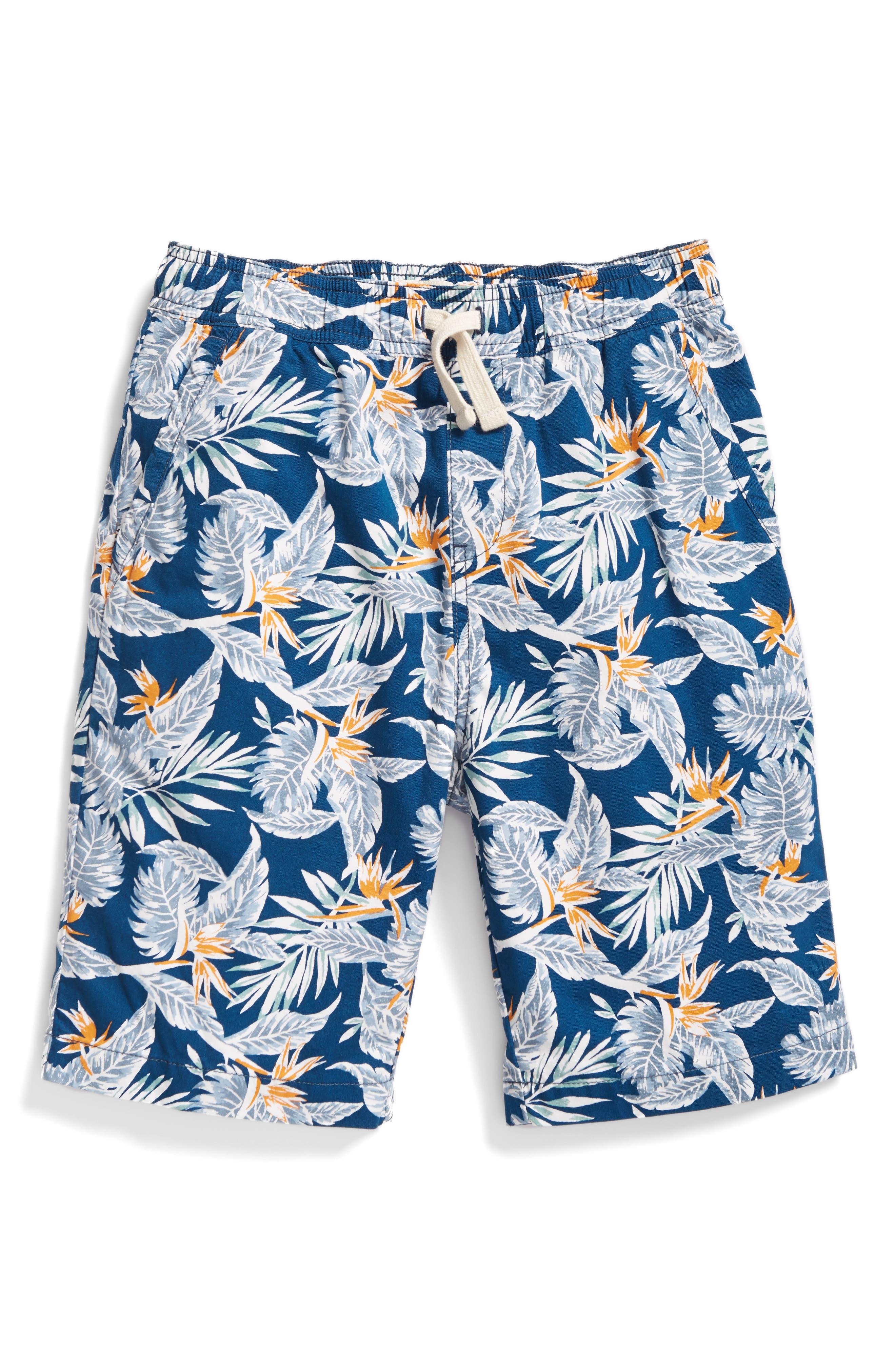 Tucker + Tate Stripe Twill Shorts (Big Boys)