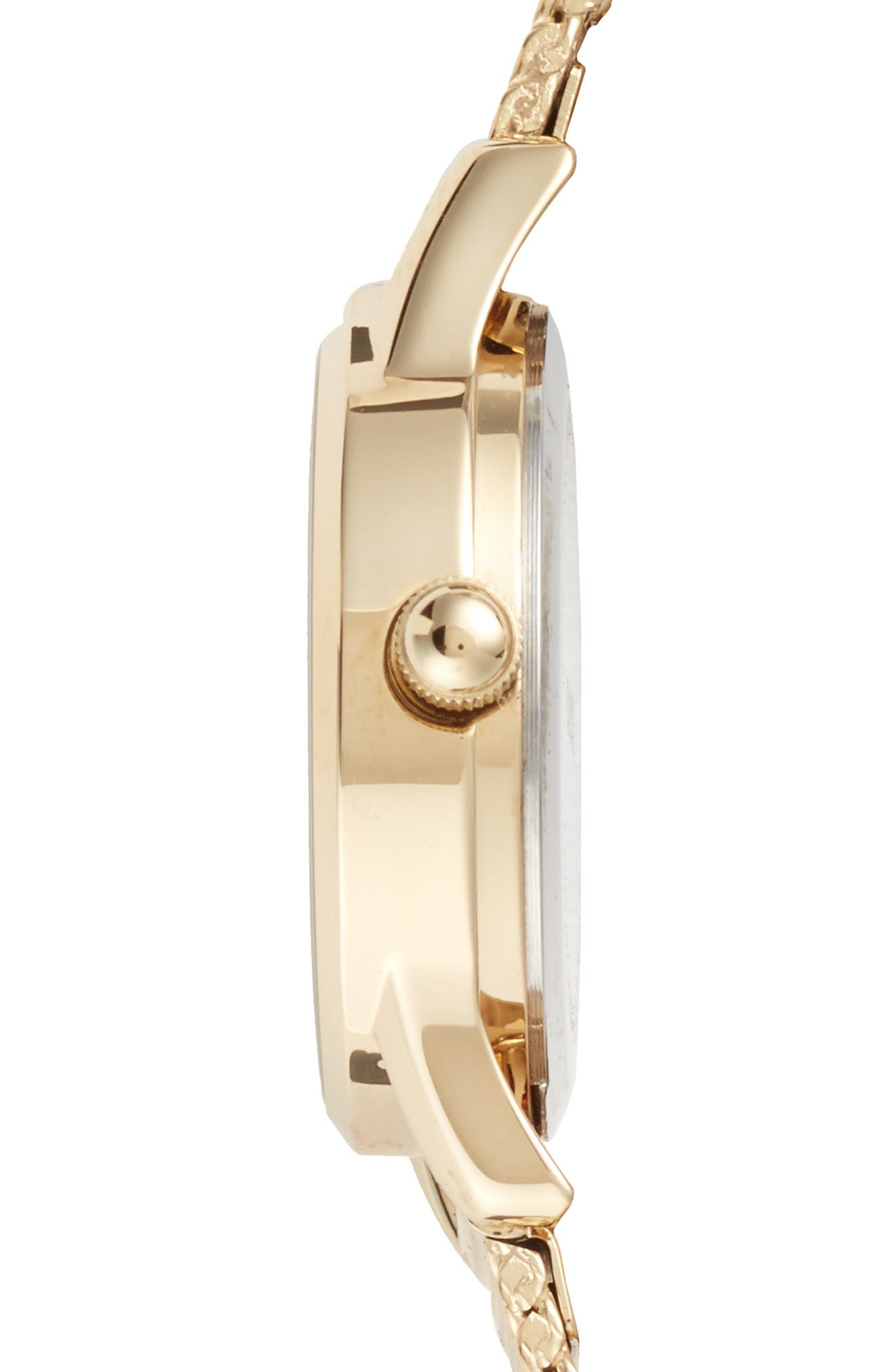 Alternate Image 3  - CLUSE La Vedette Mesh Strap Watch, 24mm