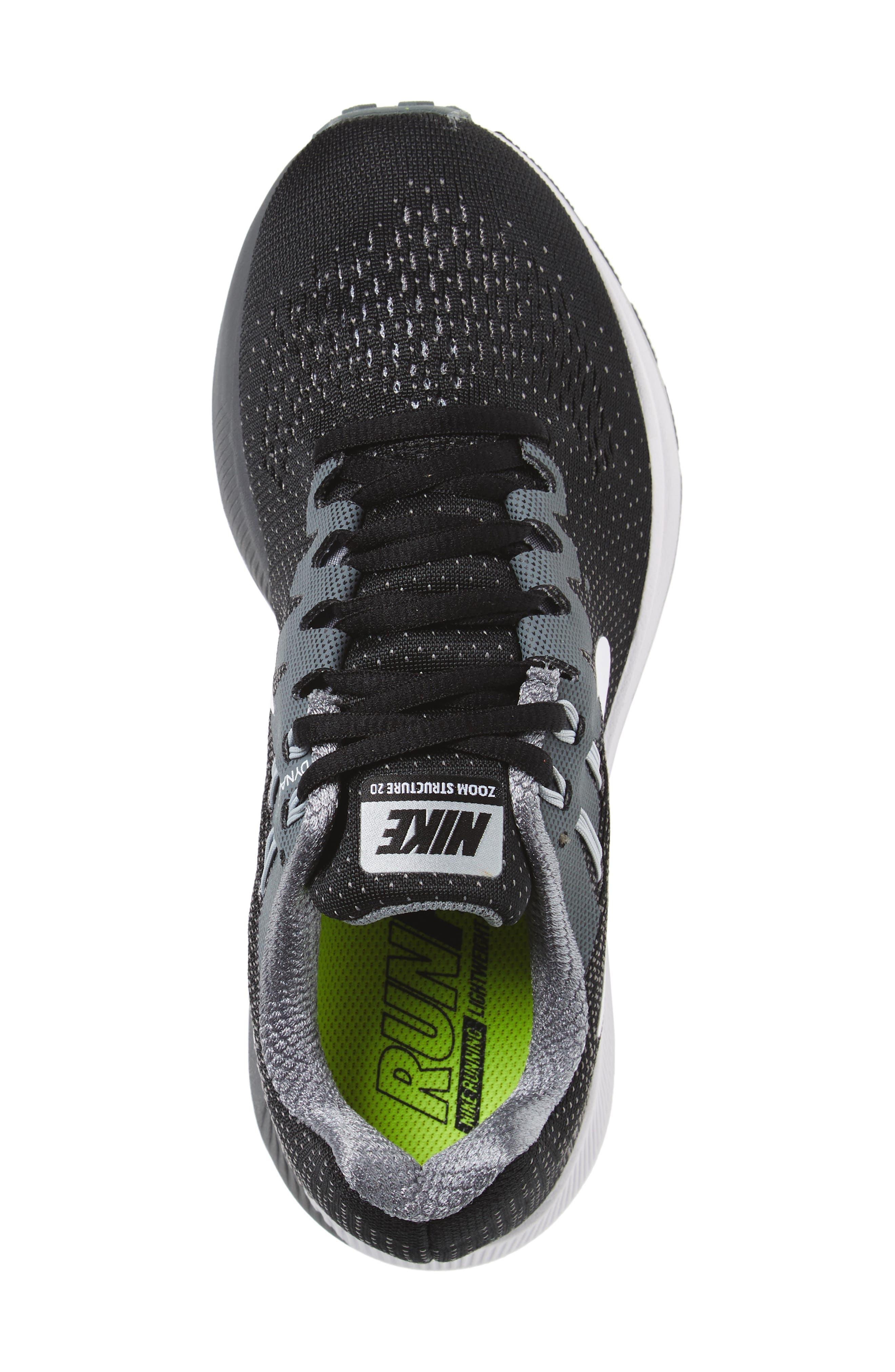 Alternate Image 3  - Nike Air Zoom Structure 20 Running Shoe (Women)