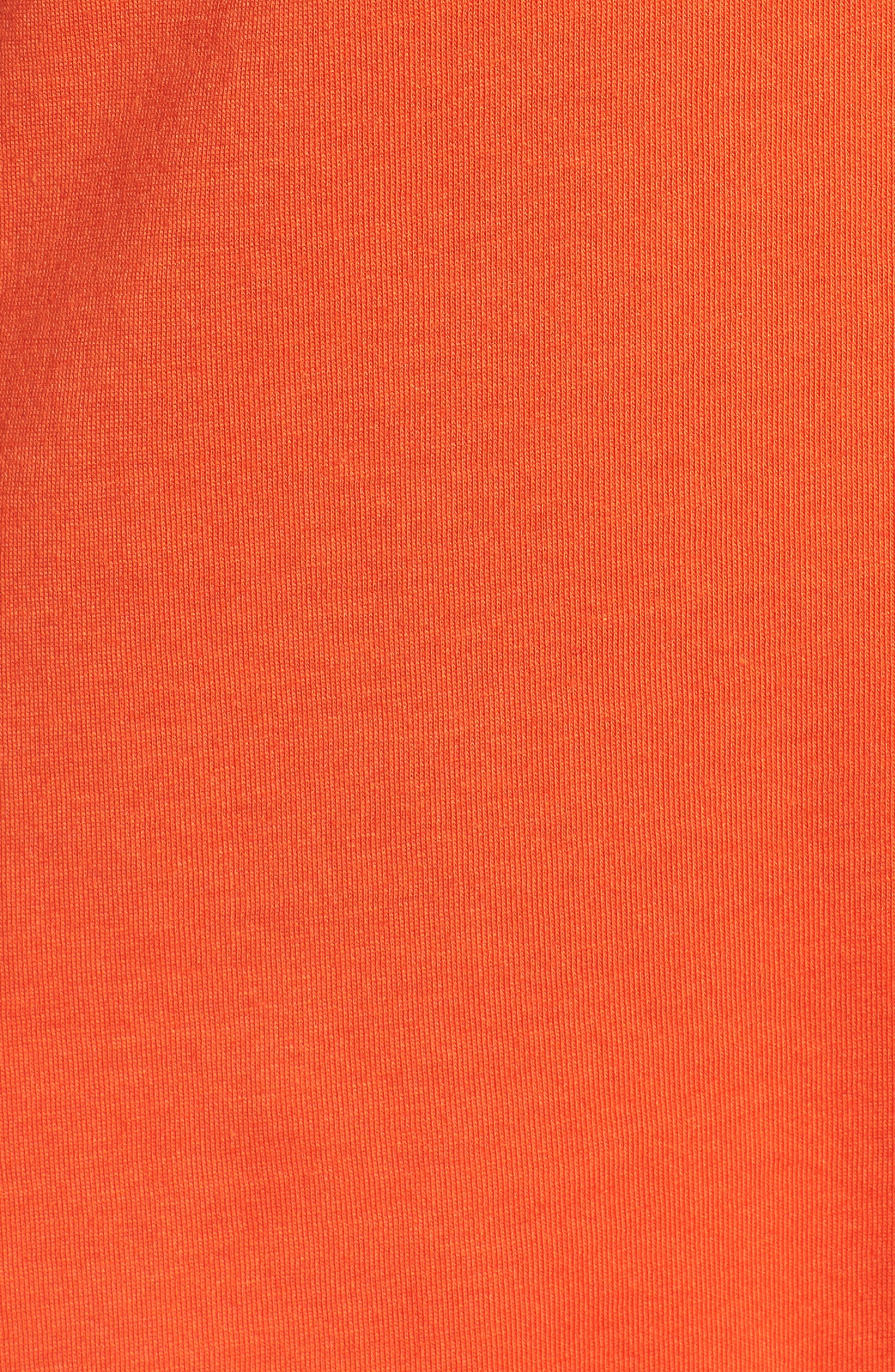 Alternate Image 5  - MICHAEL Michael Kors Lace-Up Tee