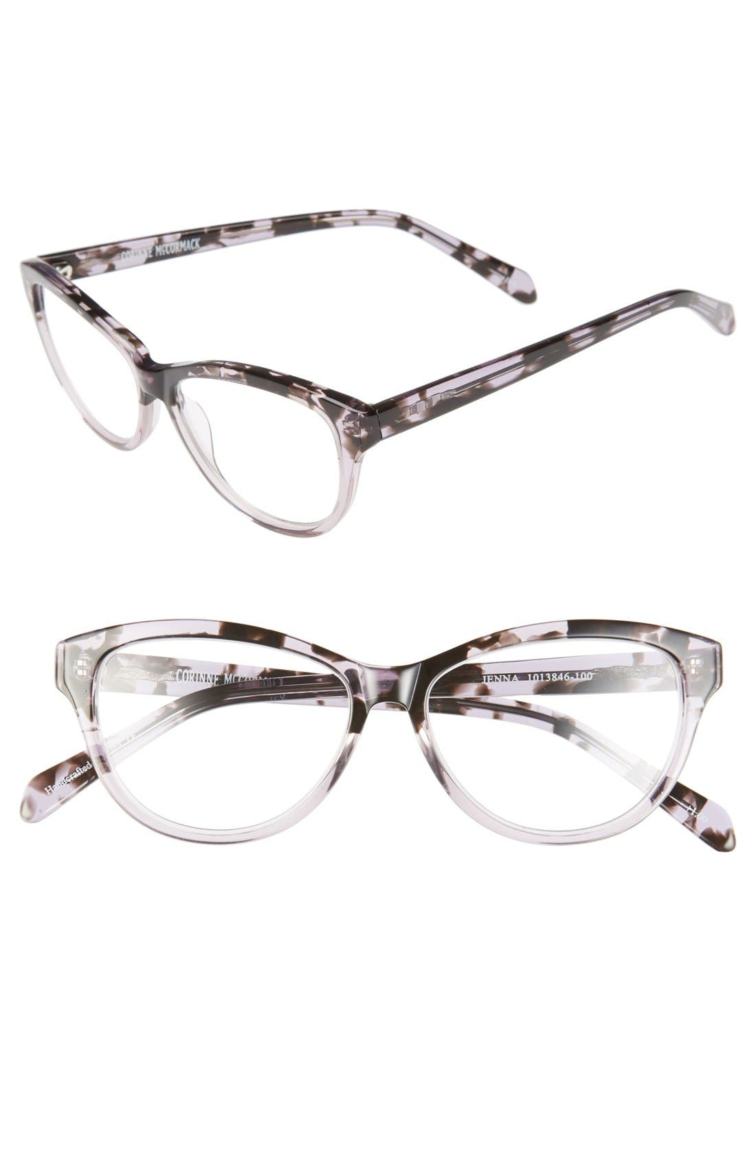 Alternate Image 1 Selected - Corinne McCormack 'Jenna' 50mm Reading Glasses