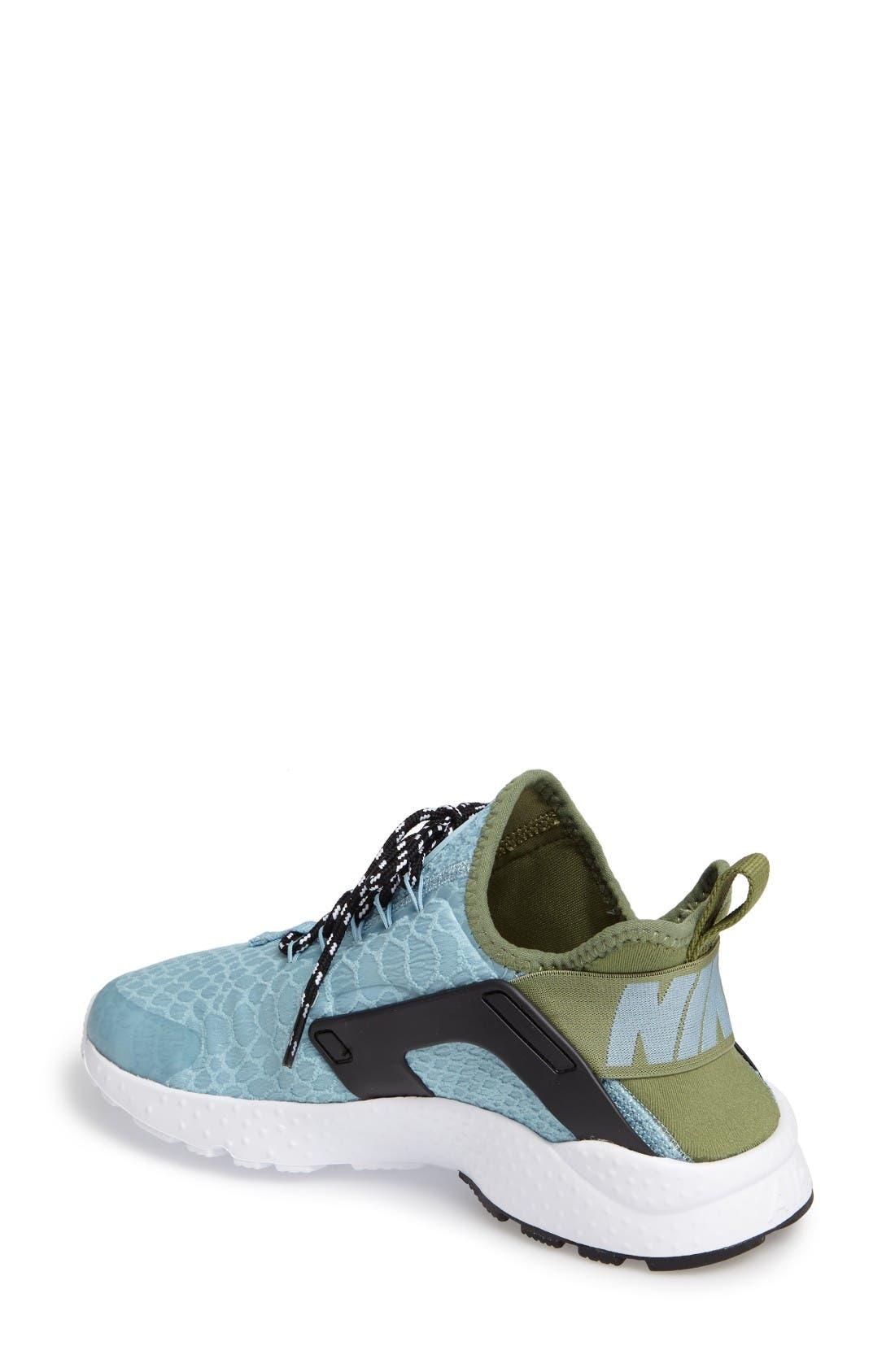 Alternate Image 2  - Nike 'Air Huarache Run Ultra SE' Sneaker (Women)