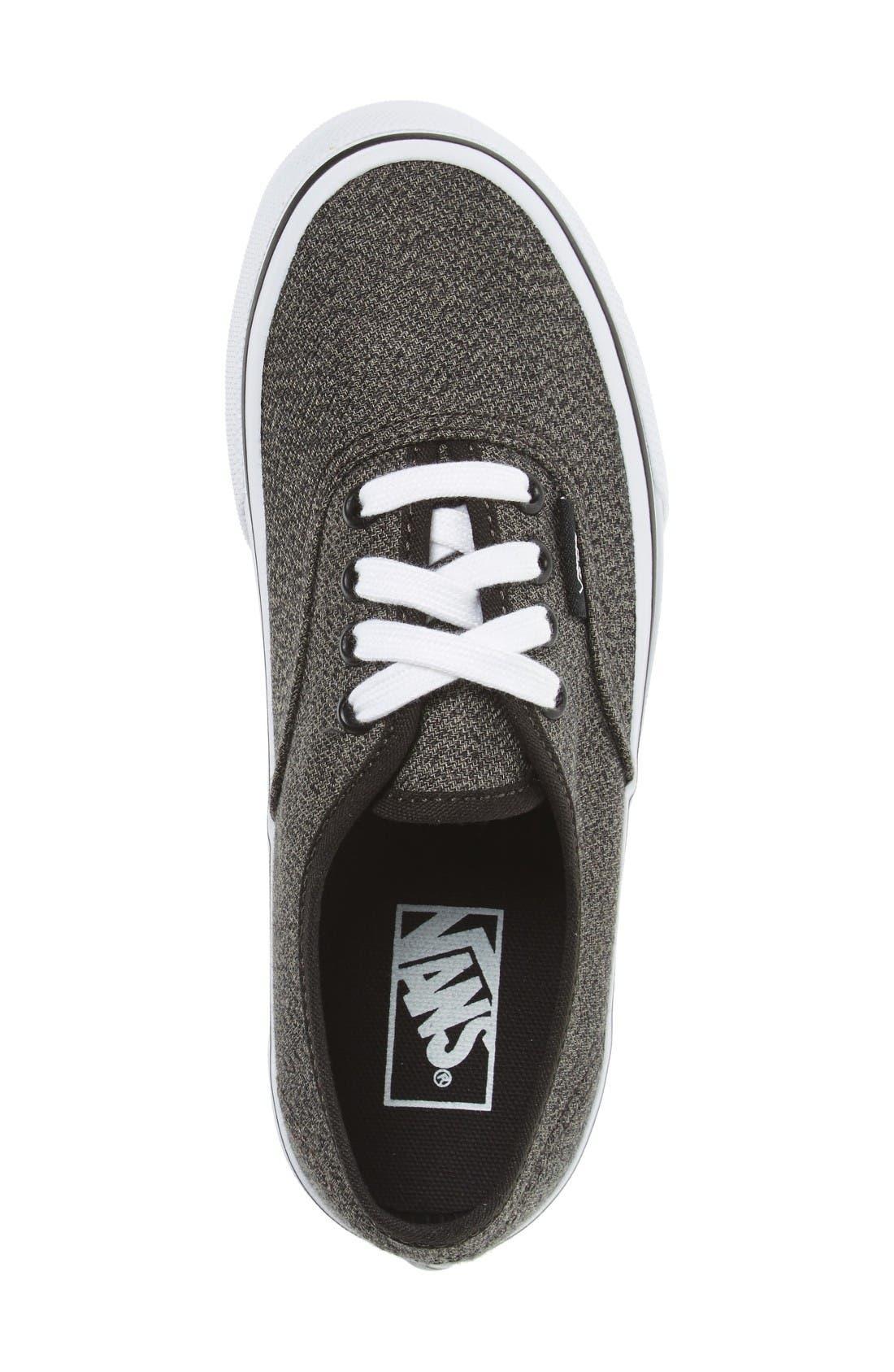 Alternate Image 3  - Vans Authentic Sneaker (Toddler, Little Kid & Big Kid)