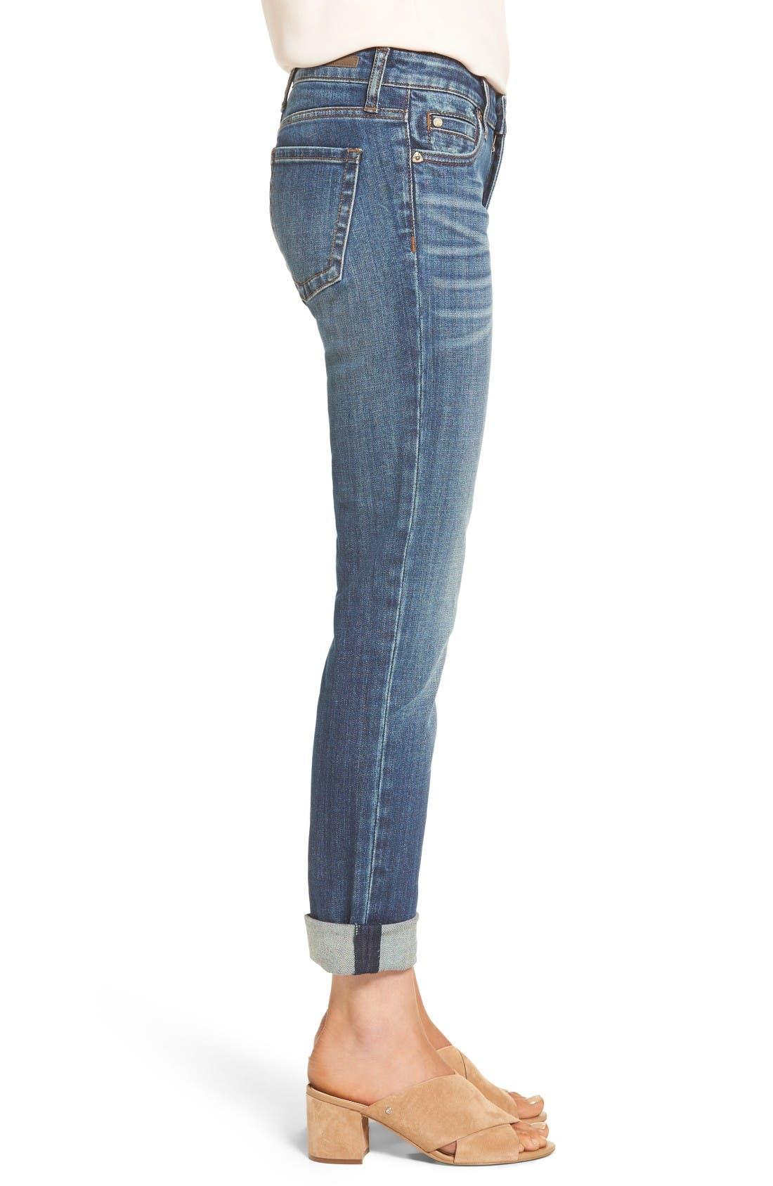 Alternate Image 3  - KUT from the Kloth Catherine Boyfriend Jeans (Doubtless)