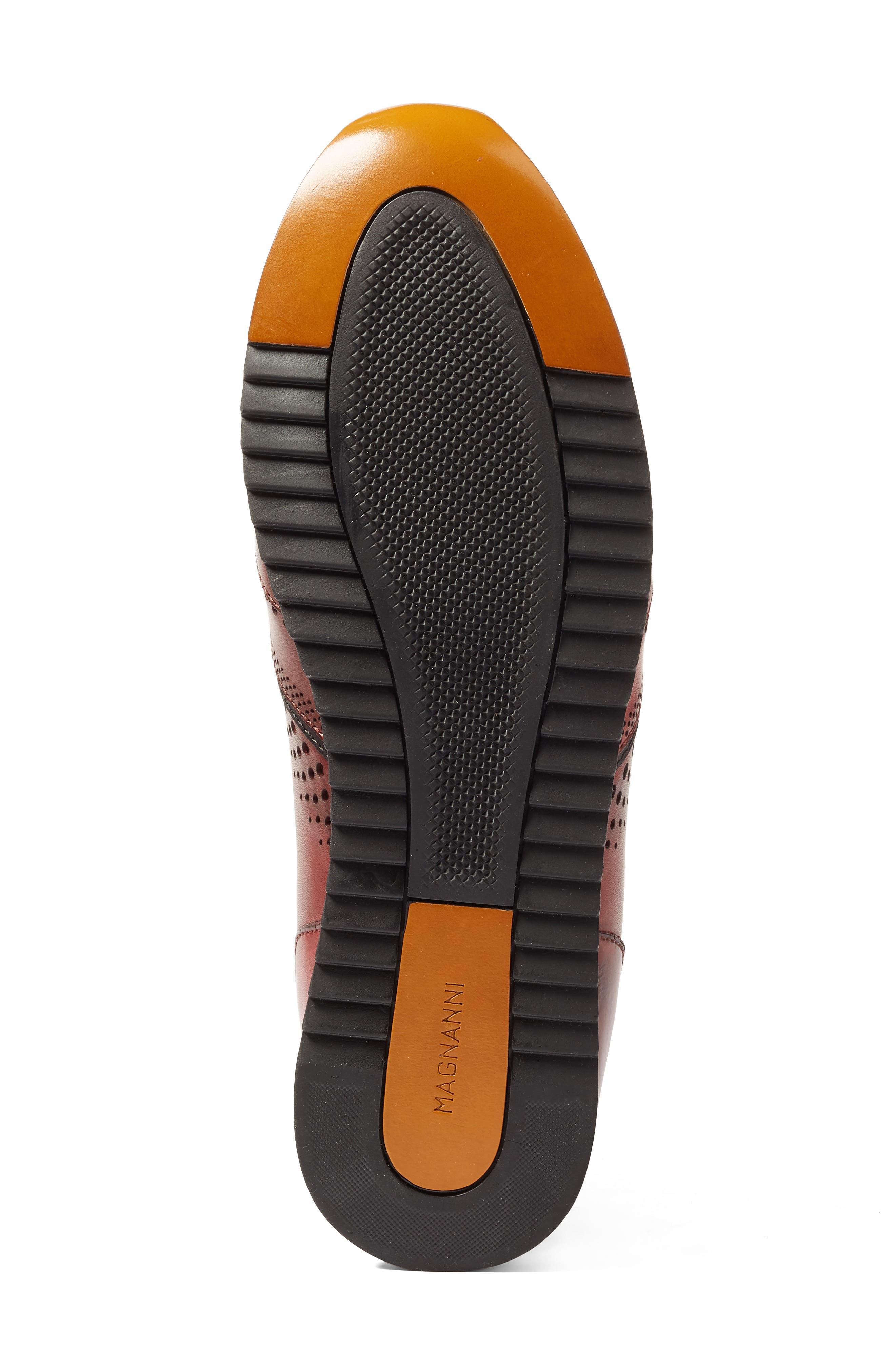Alternate Image 7  - Magnanni 'Cristian' Sneaker (Men)