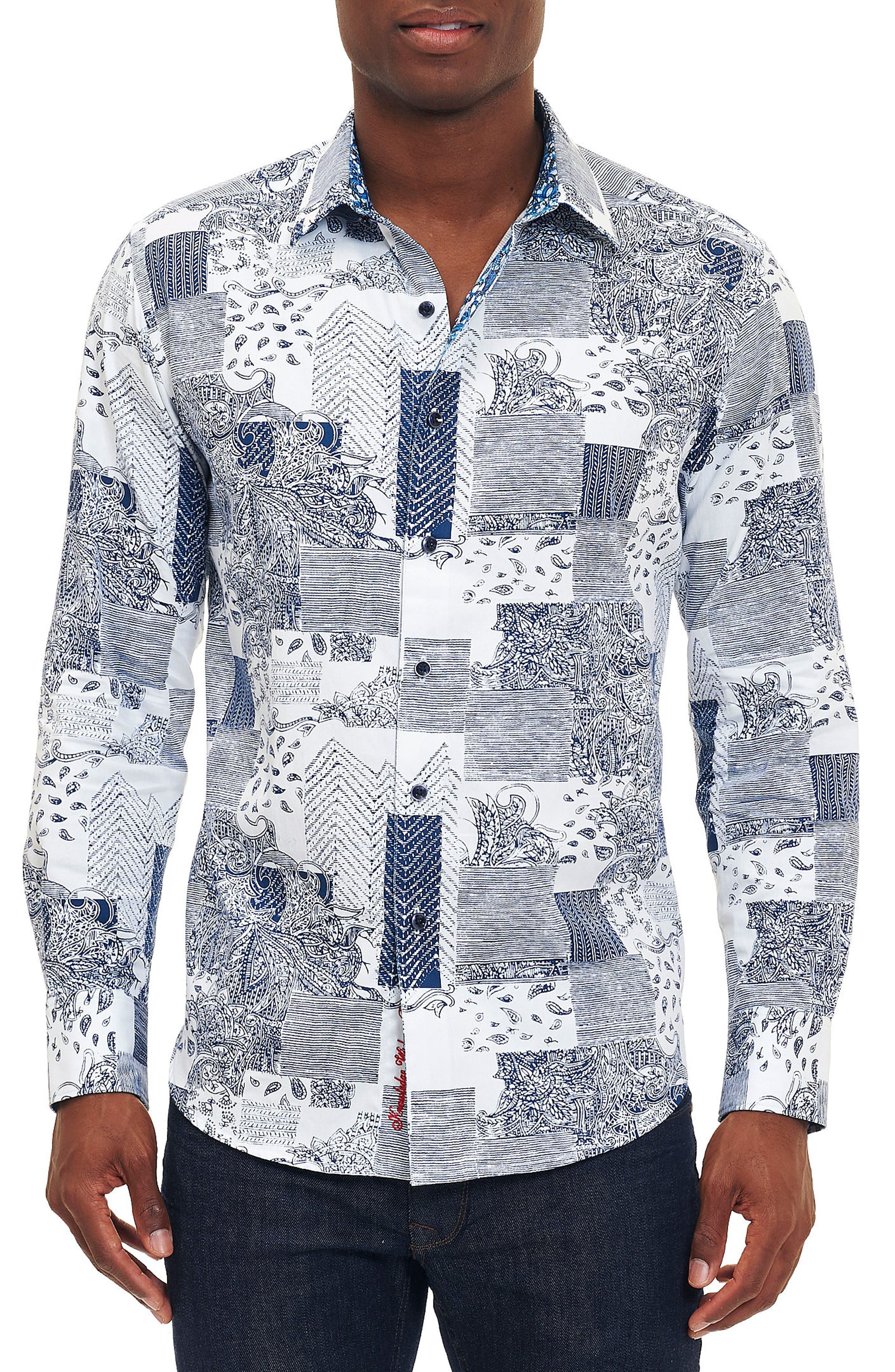 Robert Graham Bhakti Sport Shirt