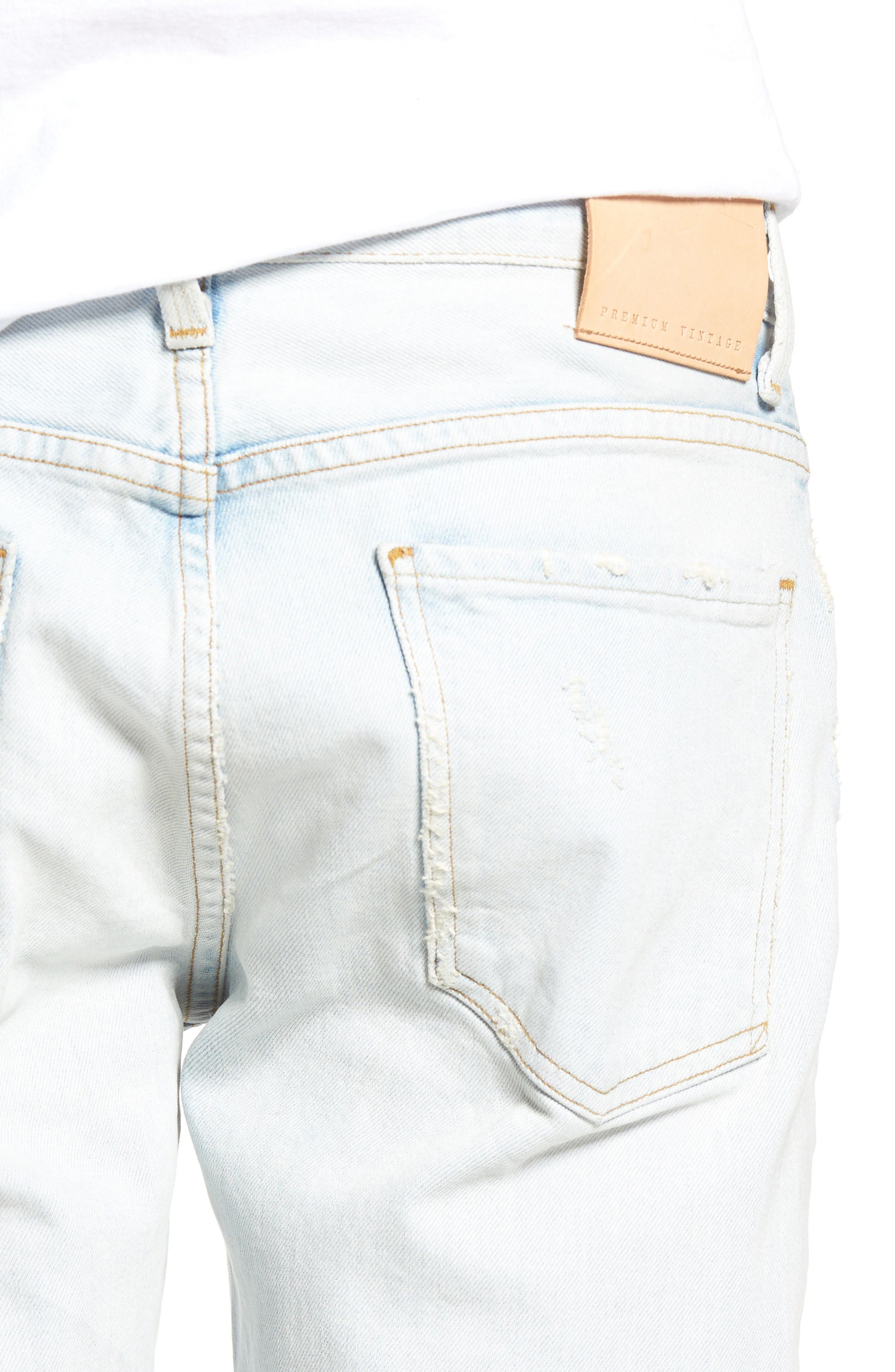 Alternate Image 4  - Citizens of Humanity Noah Skinny Fit Jeans (Mirage)