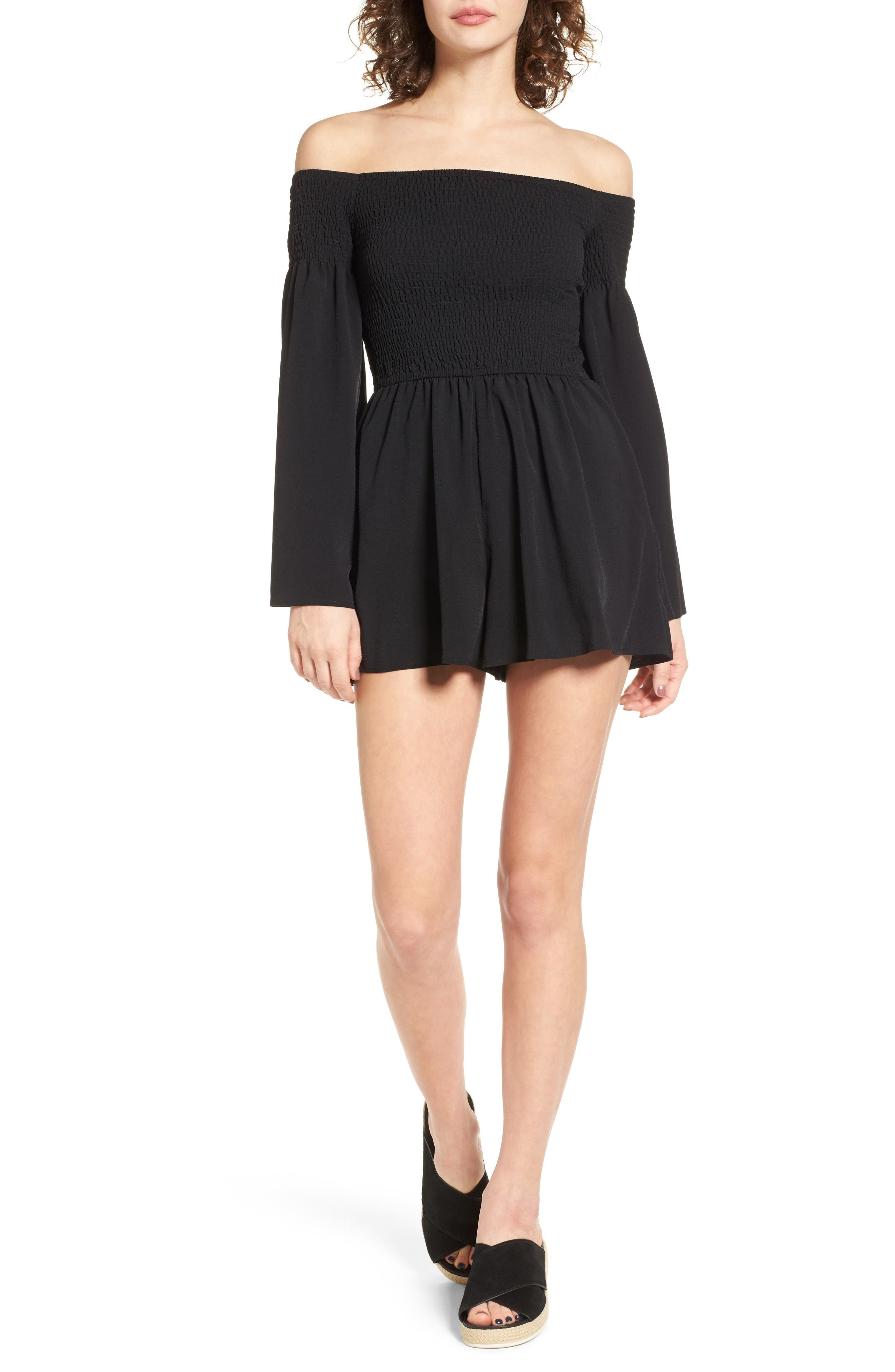 Alternate Image 1 Selected - The Fifth Label Romancing Romper