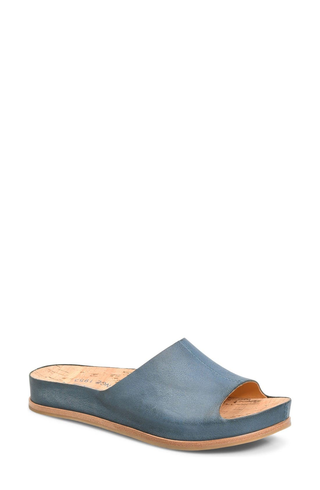 Kork-Ease® 'Tutsi' Slide Sandal (Women)