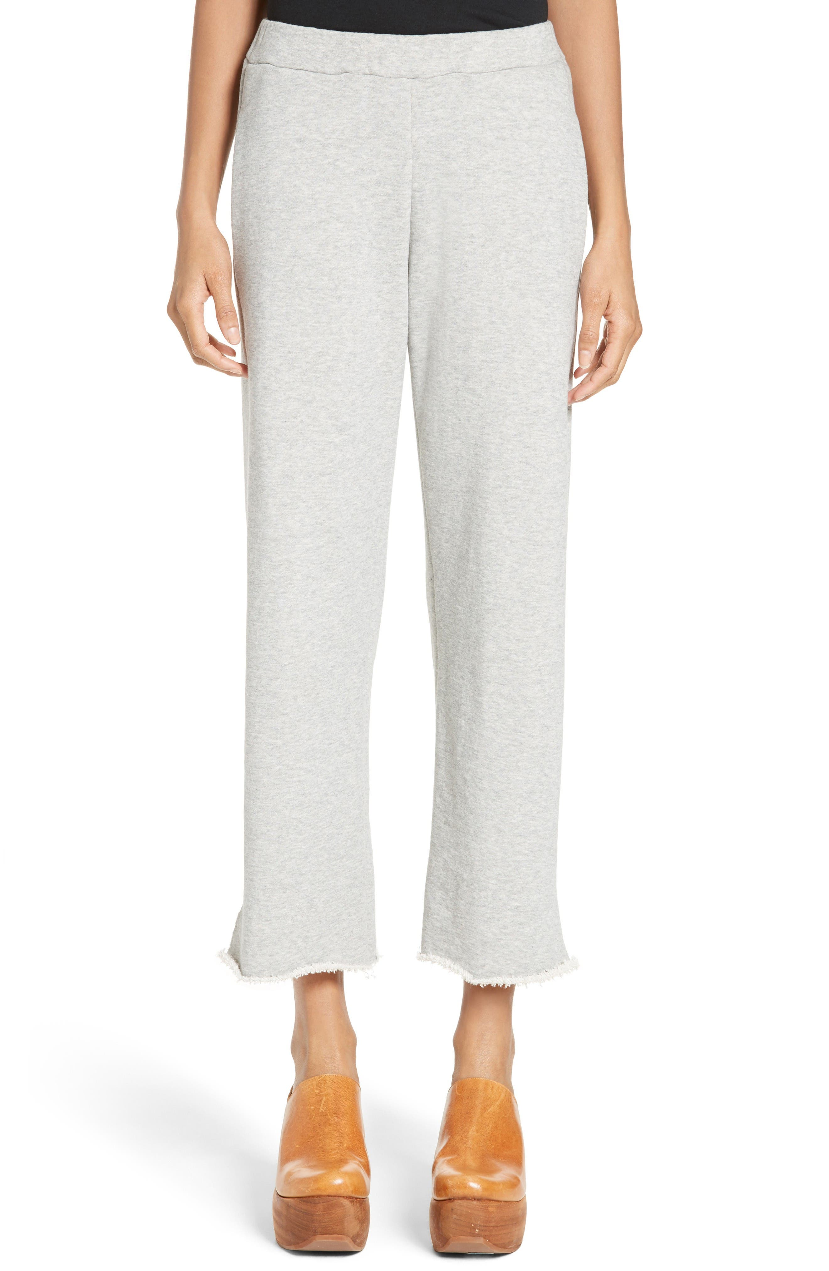 Simon Miller Canal Crop Sweatpants