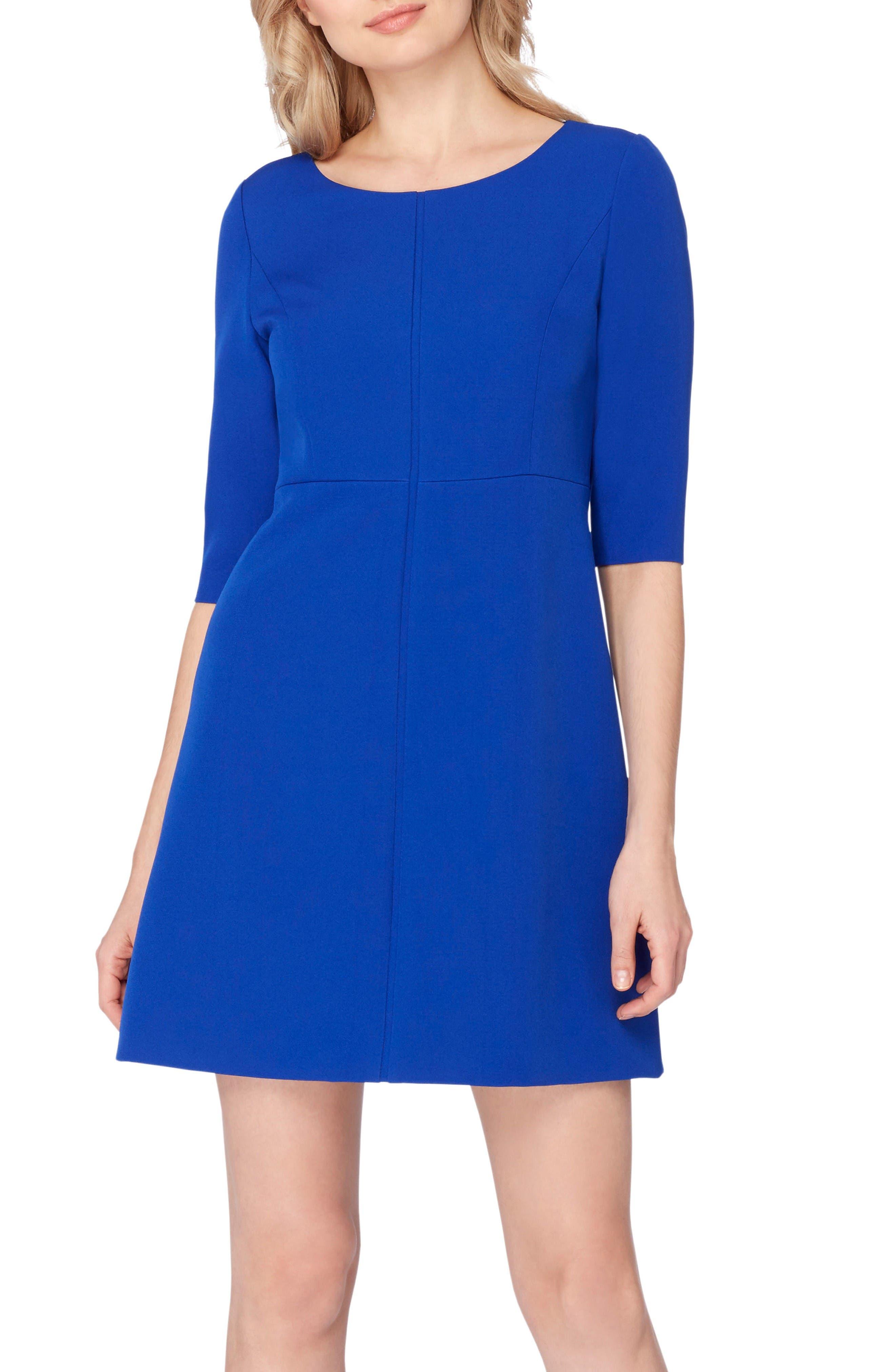 TAHARI A-Line Dress