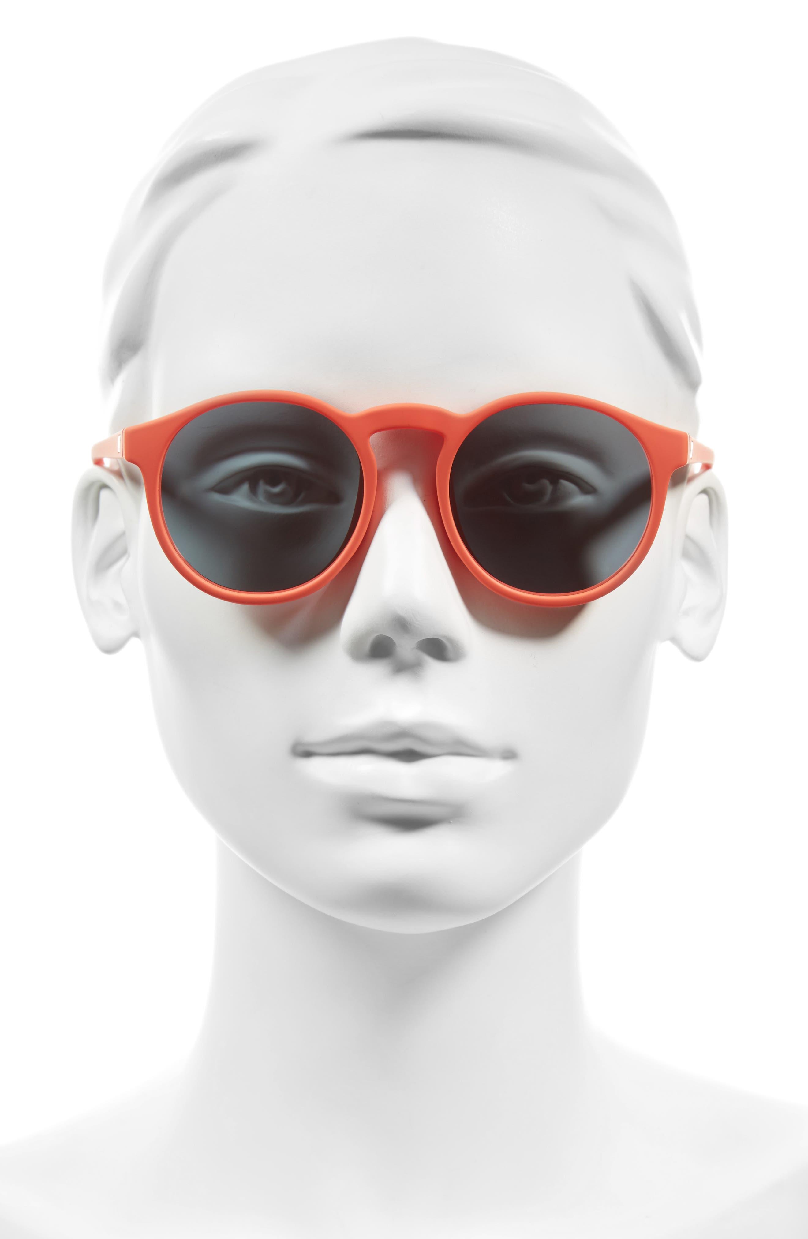 Alternate Image 2  - Le Specs Cubanos 47mm Round Sunglasses