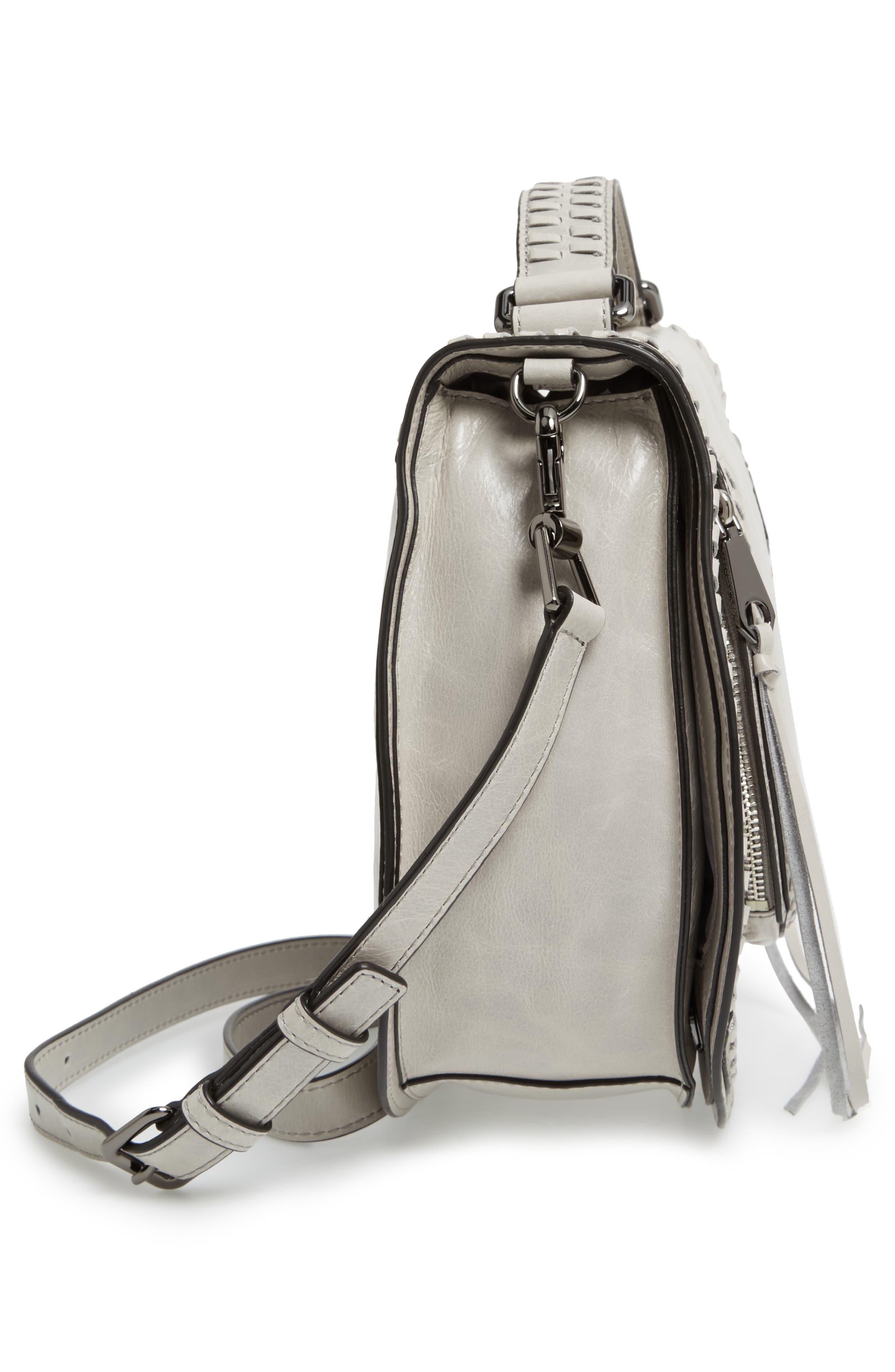 Alternate Image 5  - Rebecca Minkoff Vanity Saddle Bag
