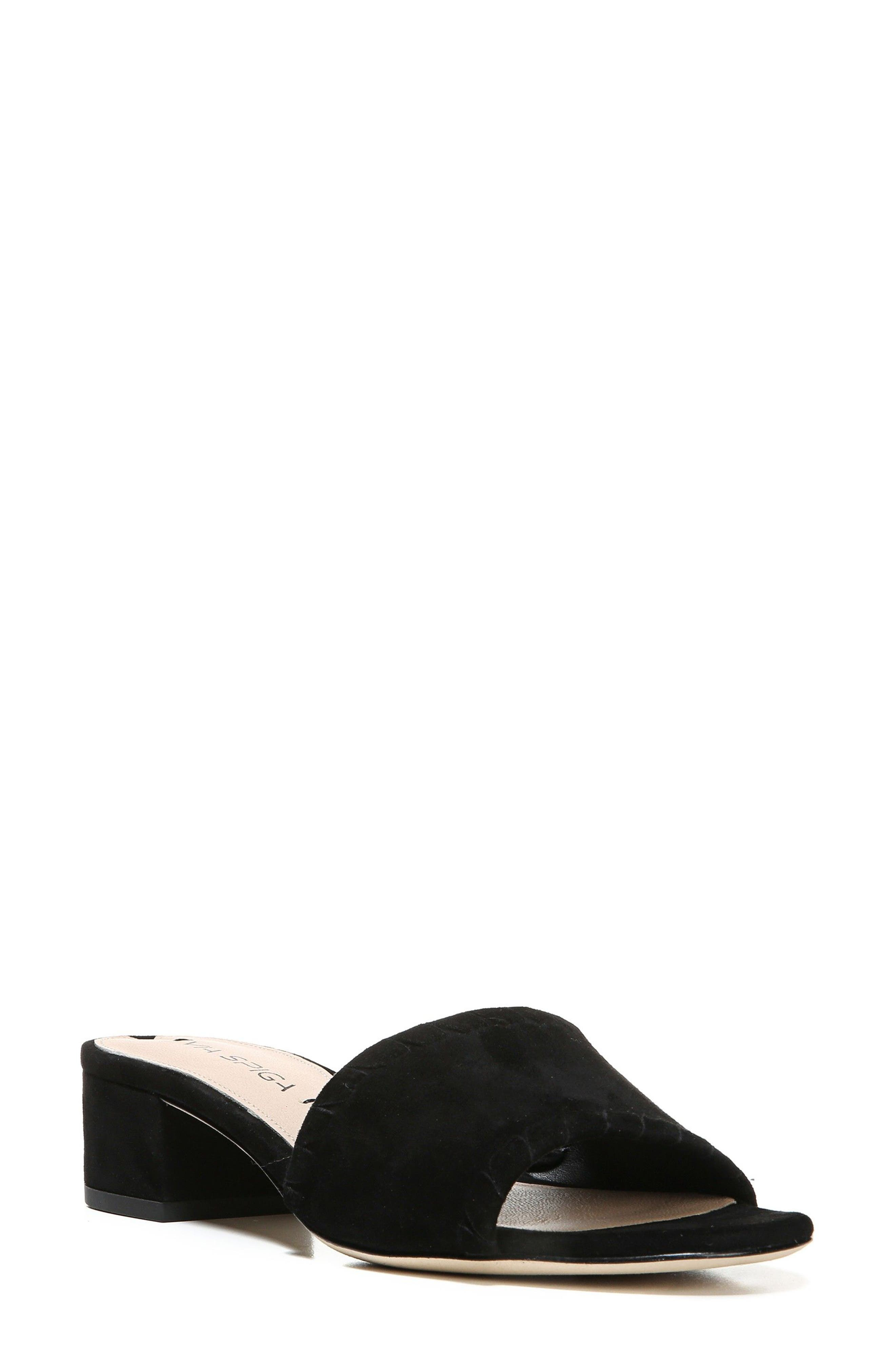 Main Image - Via Spiga Gwendolyn Slide Sandal (Women)