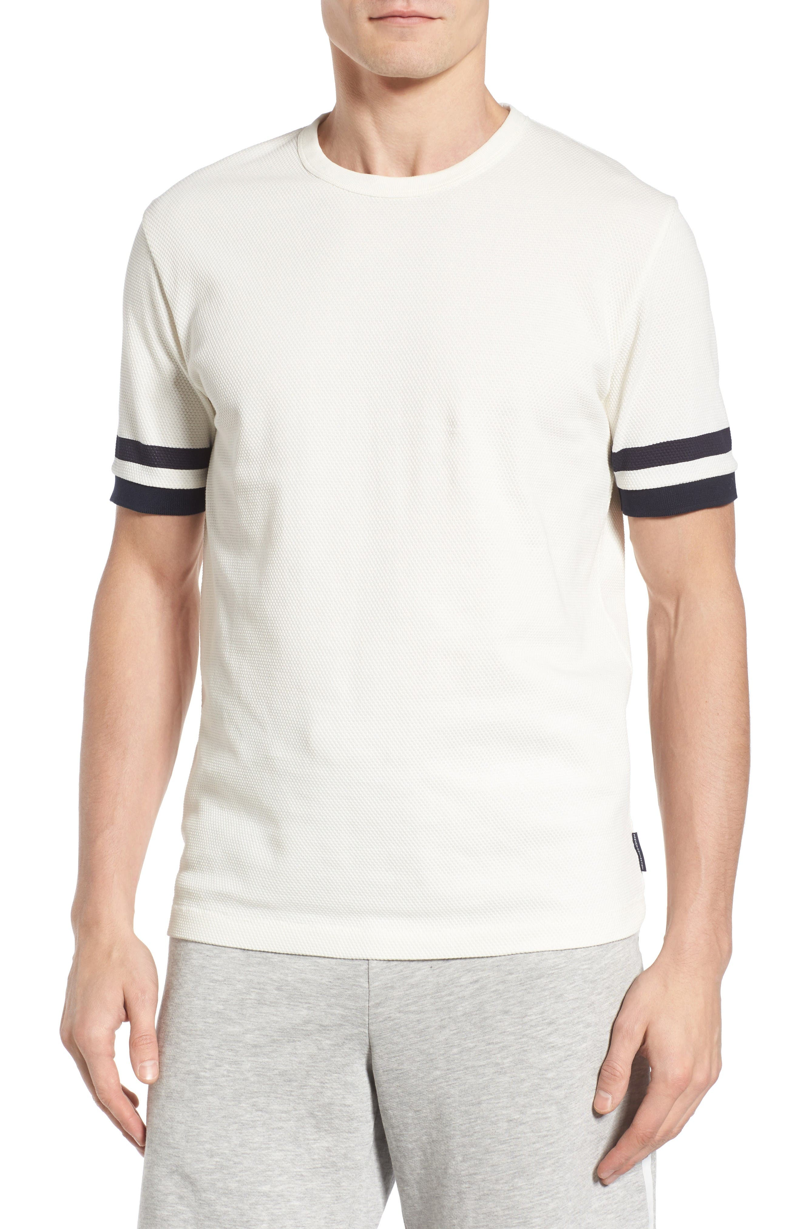 FRENCH CONNECTION Ampthill Piqué T-Shirt