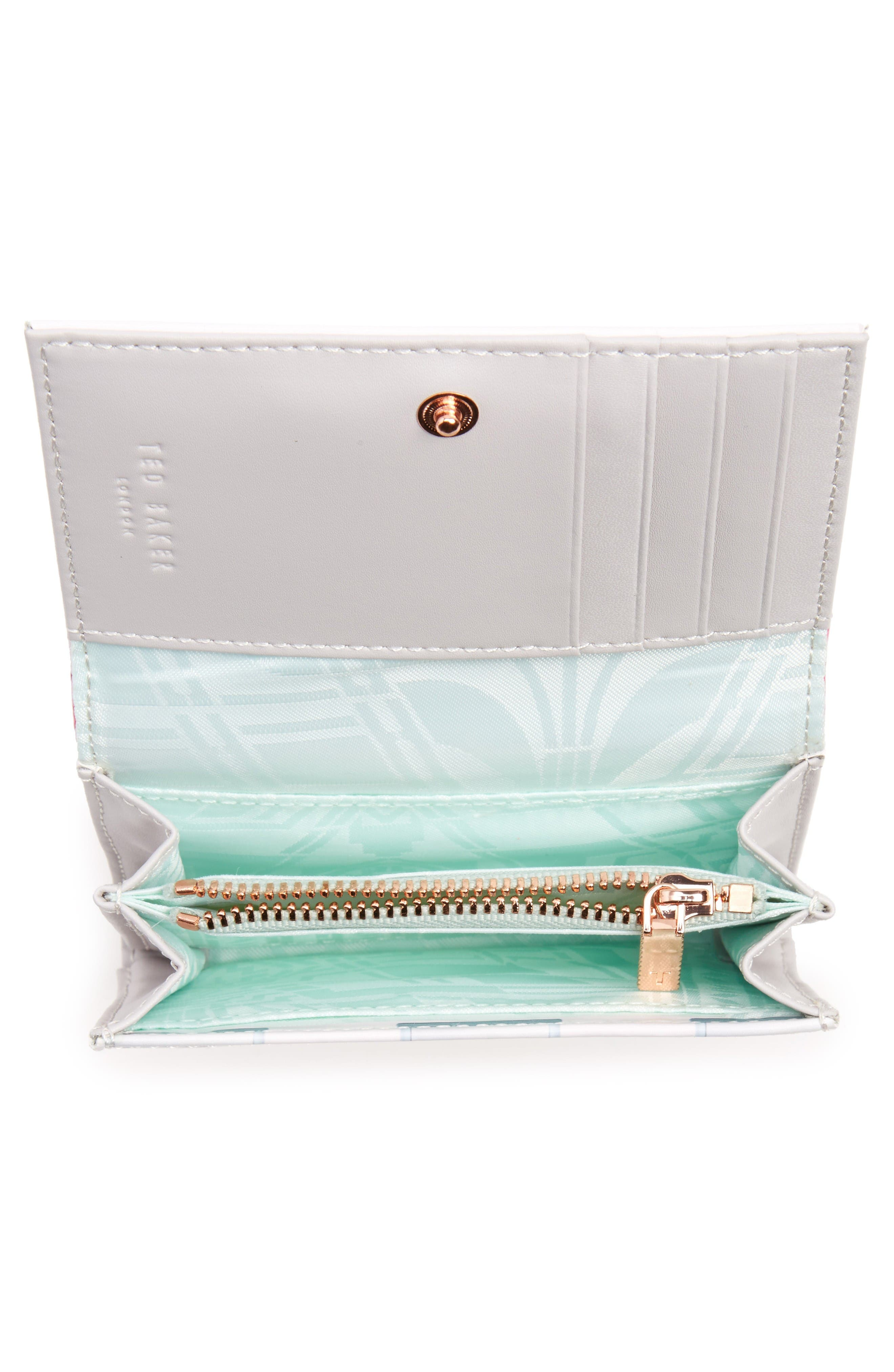Alternate Image 2  - Ted Baker London Window Box Floral Clutch