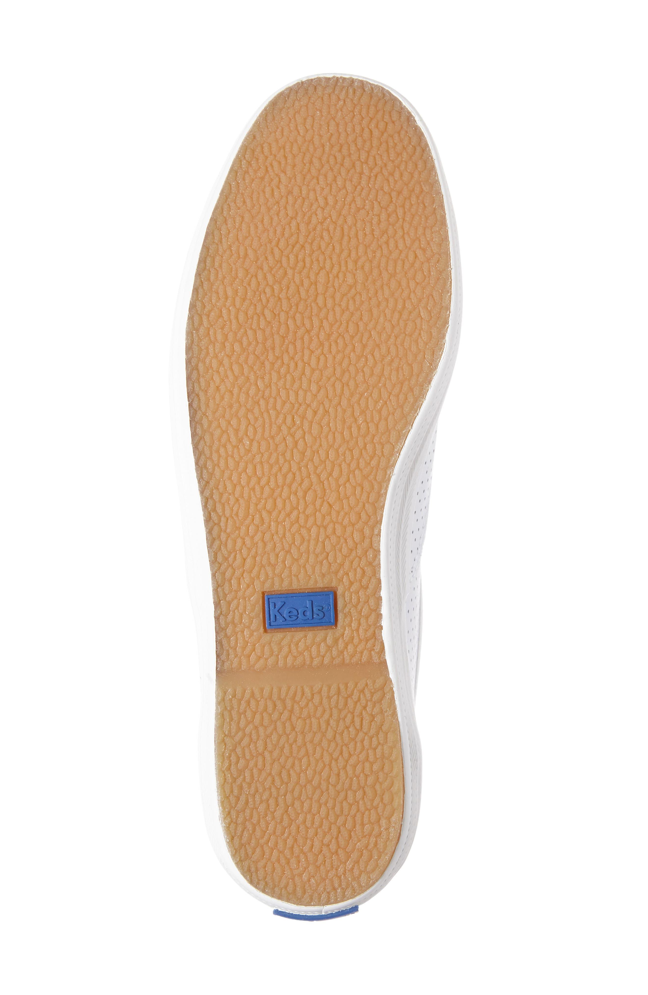 Alternate Image 4  - Keds® Champion Perforated Sneaker (Women)