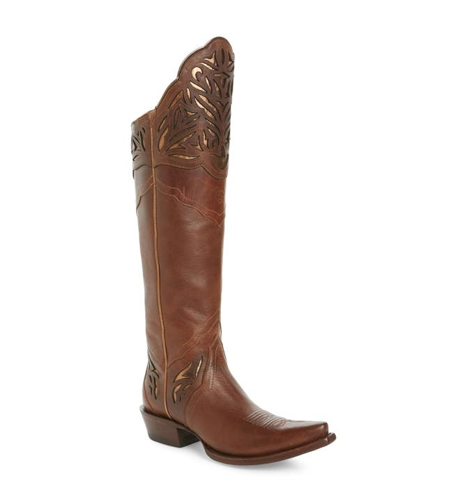 9e9e4430390 Ariat Chaparral Over the Knee Western Boot (Women)
