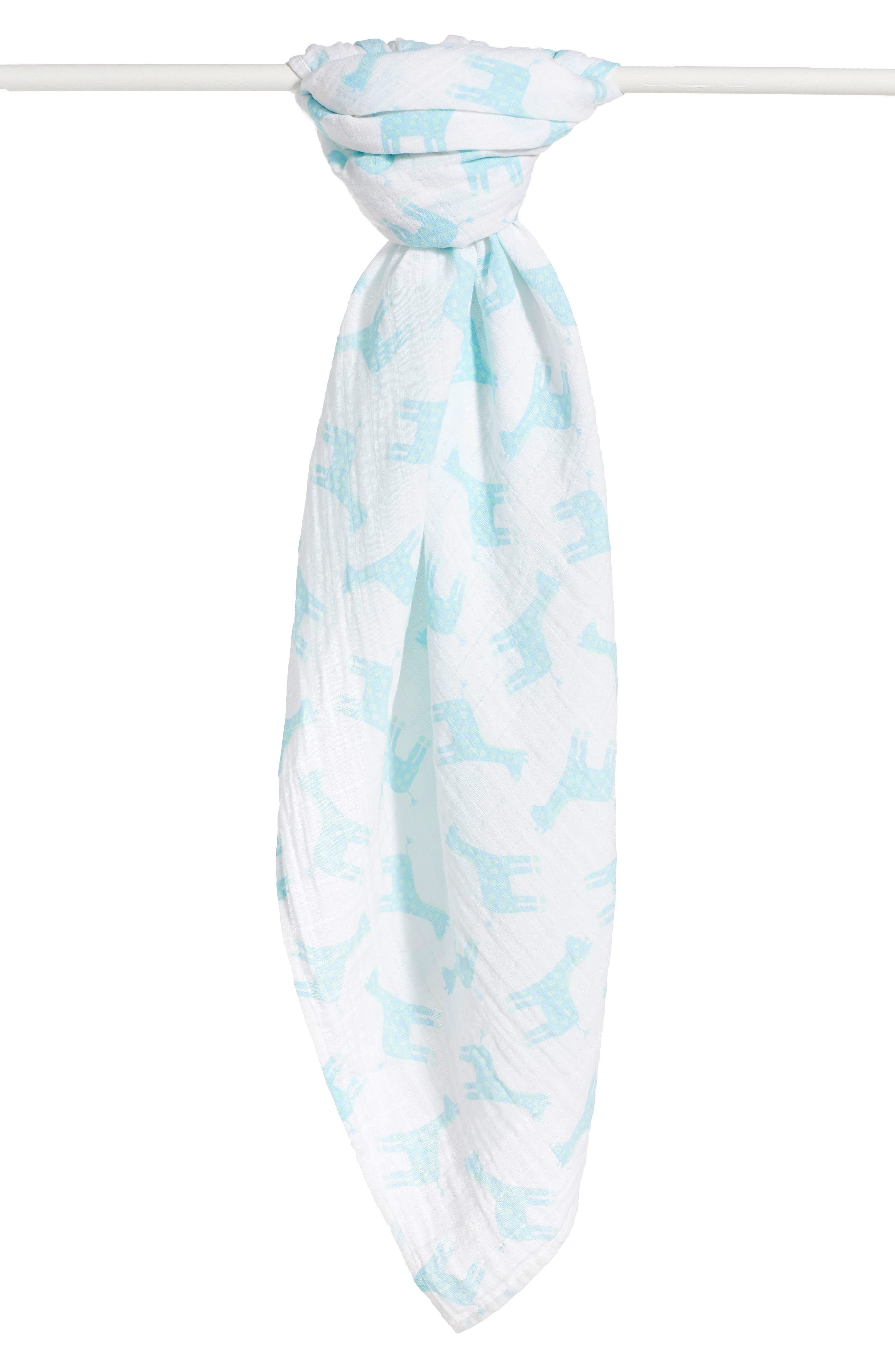 Blue Baby Blankets Quilts Receiving Amp Swaddling Nordstrom