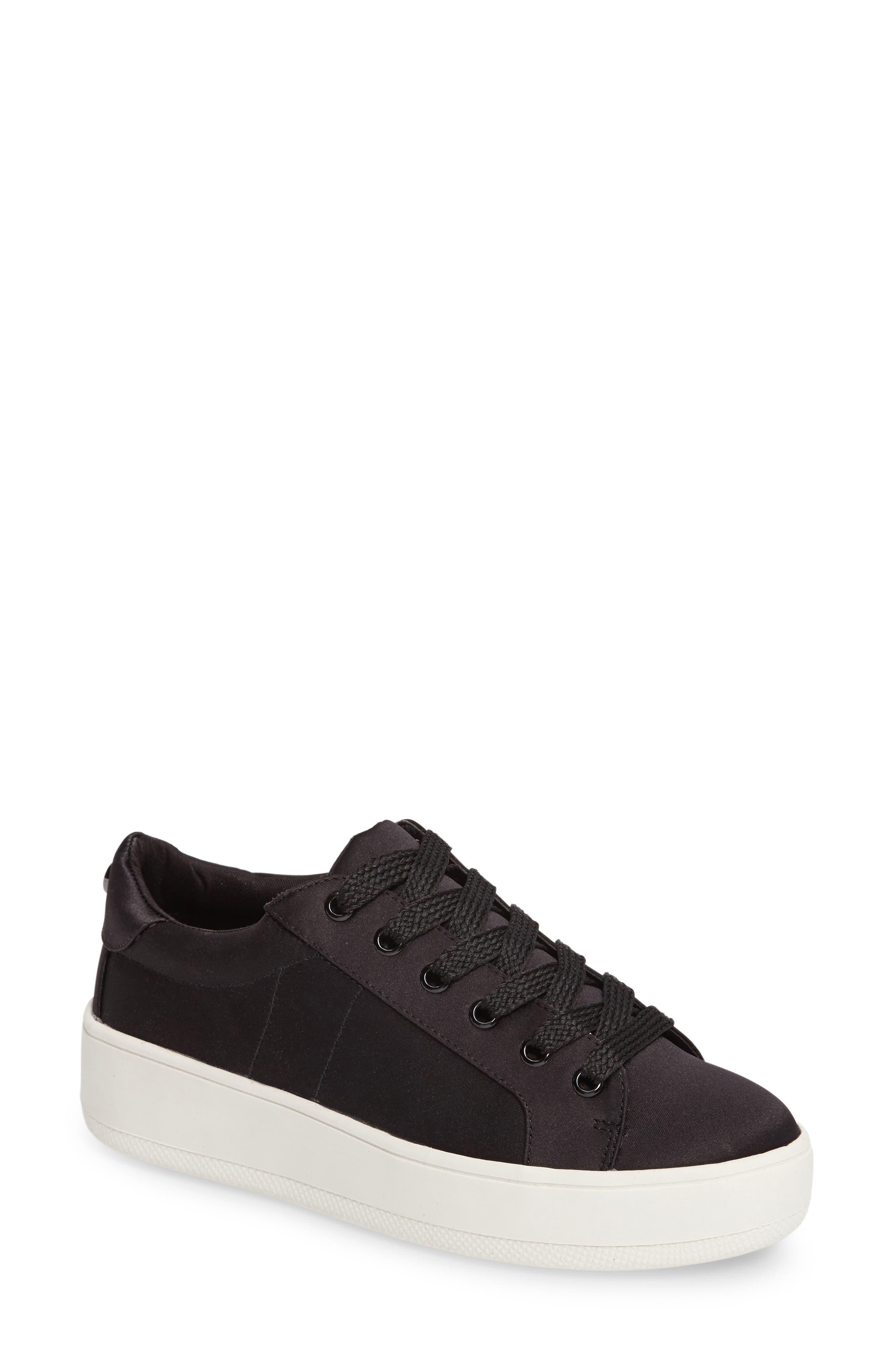 Alternate Image 1 Selected - Steve Madden Bertie-S Platform Sneaker (Women)