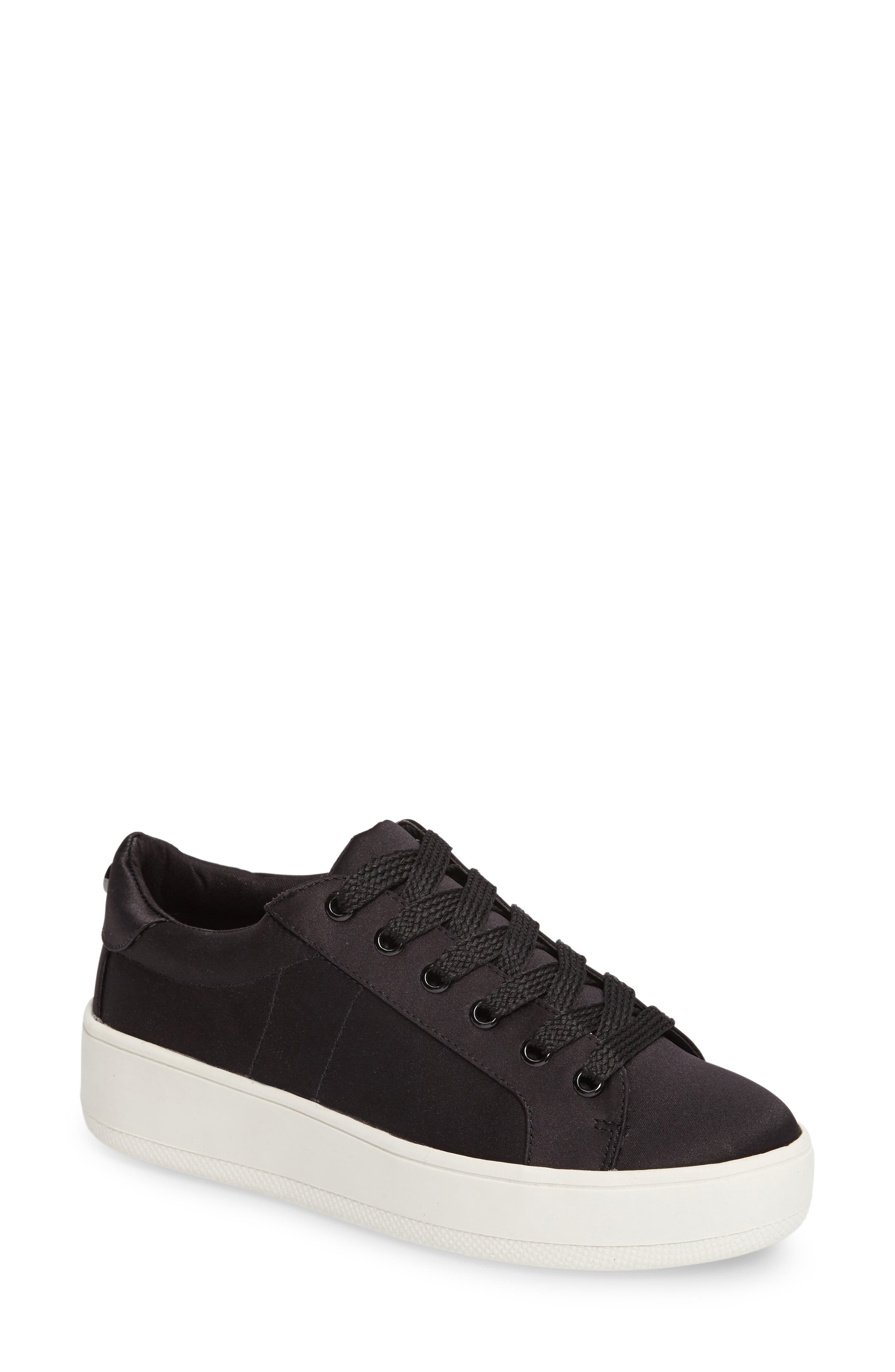 Main Image - Steve Madden Bertie-S Platform Sneaker (Women)