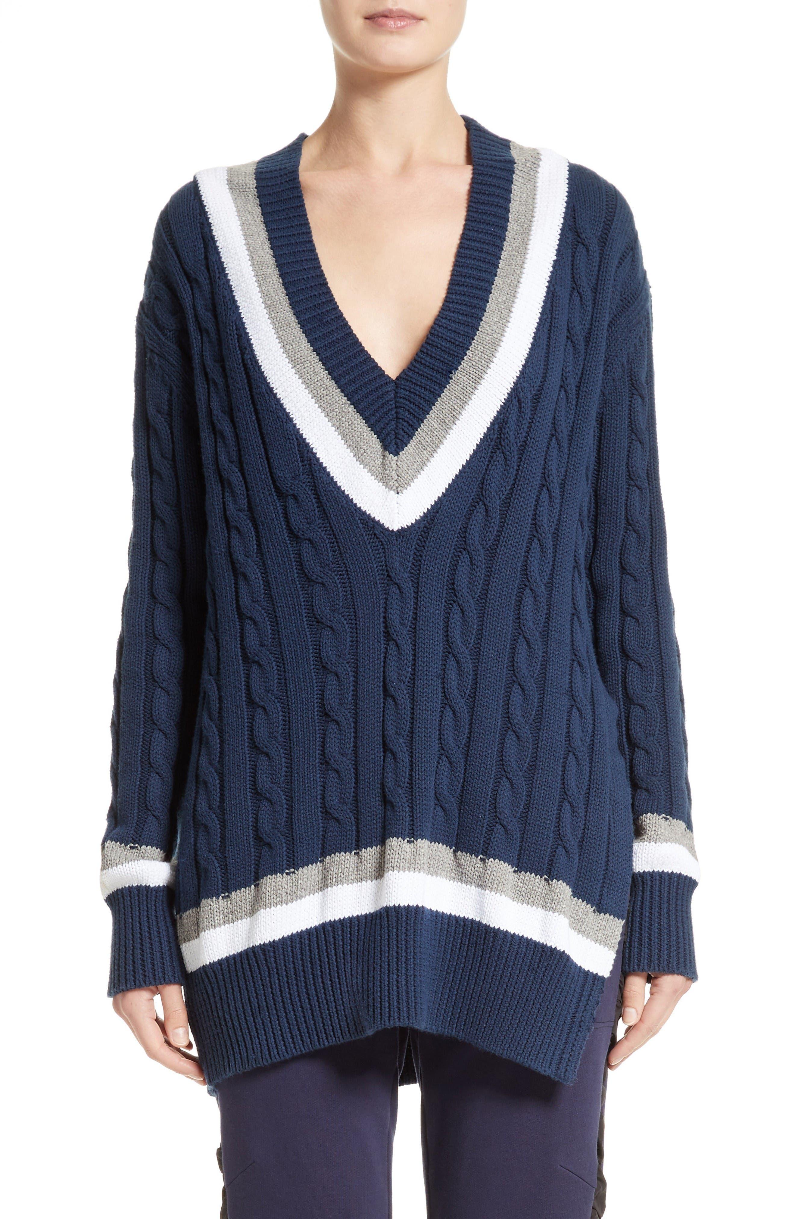 PUBLIC SCHOOL Cora V-neck Sweater