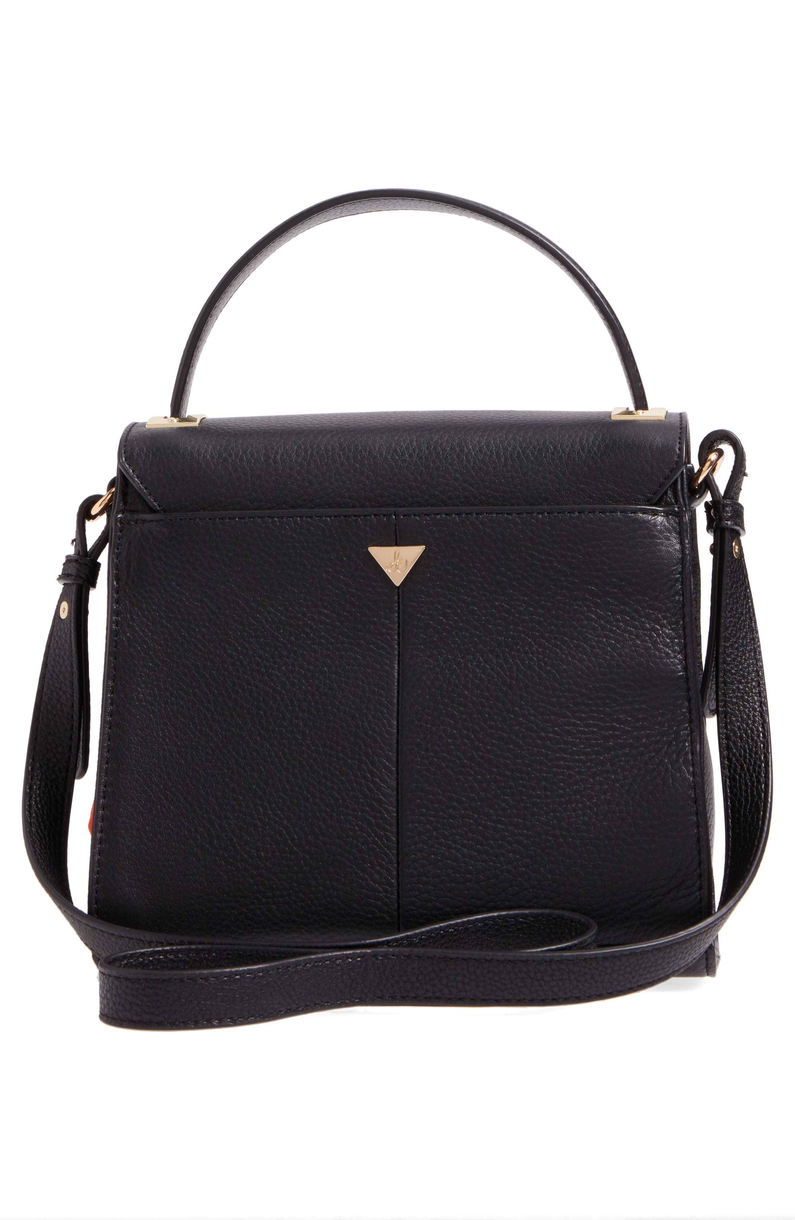 Alternate Image 3  - Sam Edelman Mia Calfskin Top Handle Satchel